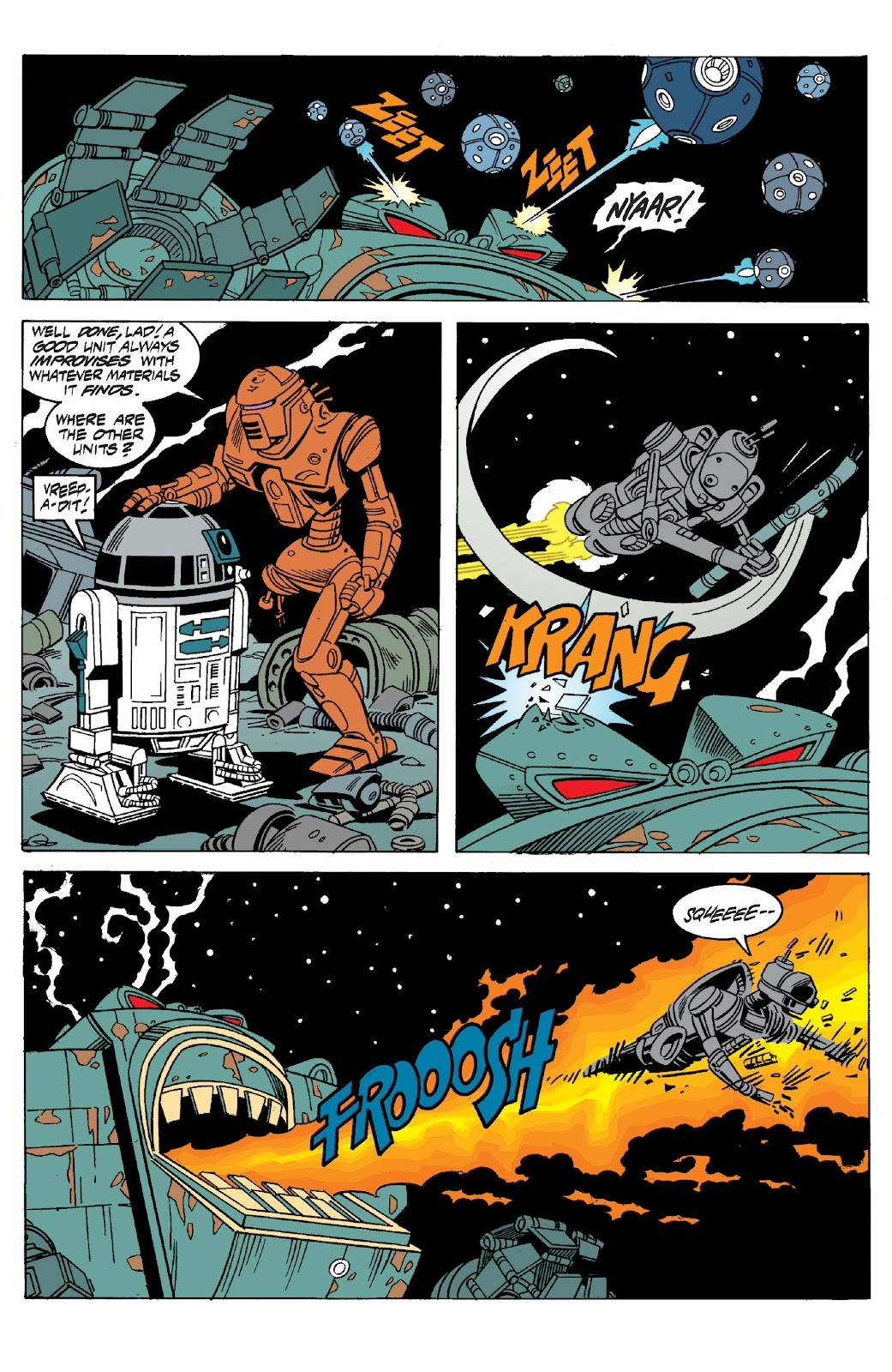 Read online Star Wars Legends Epic Collection: The Empire comic -  Issue # TPB 5 (Part 2) - 83