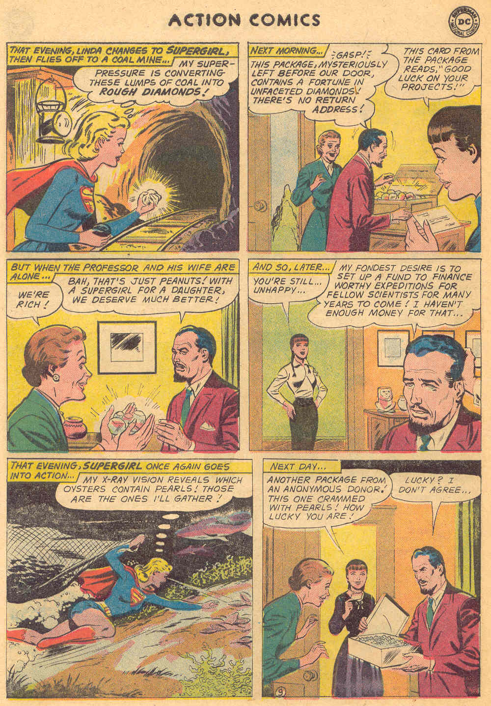 Read online Action Comics (1938) comic -  Issue #271 - 28
