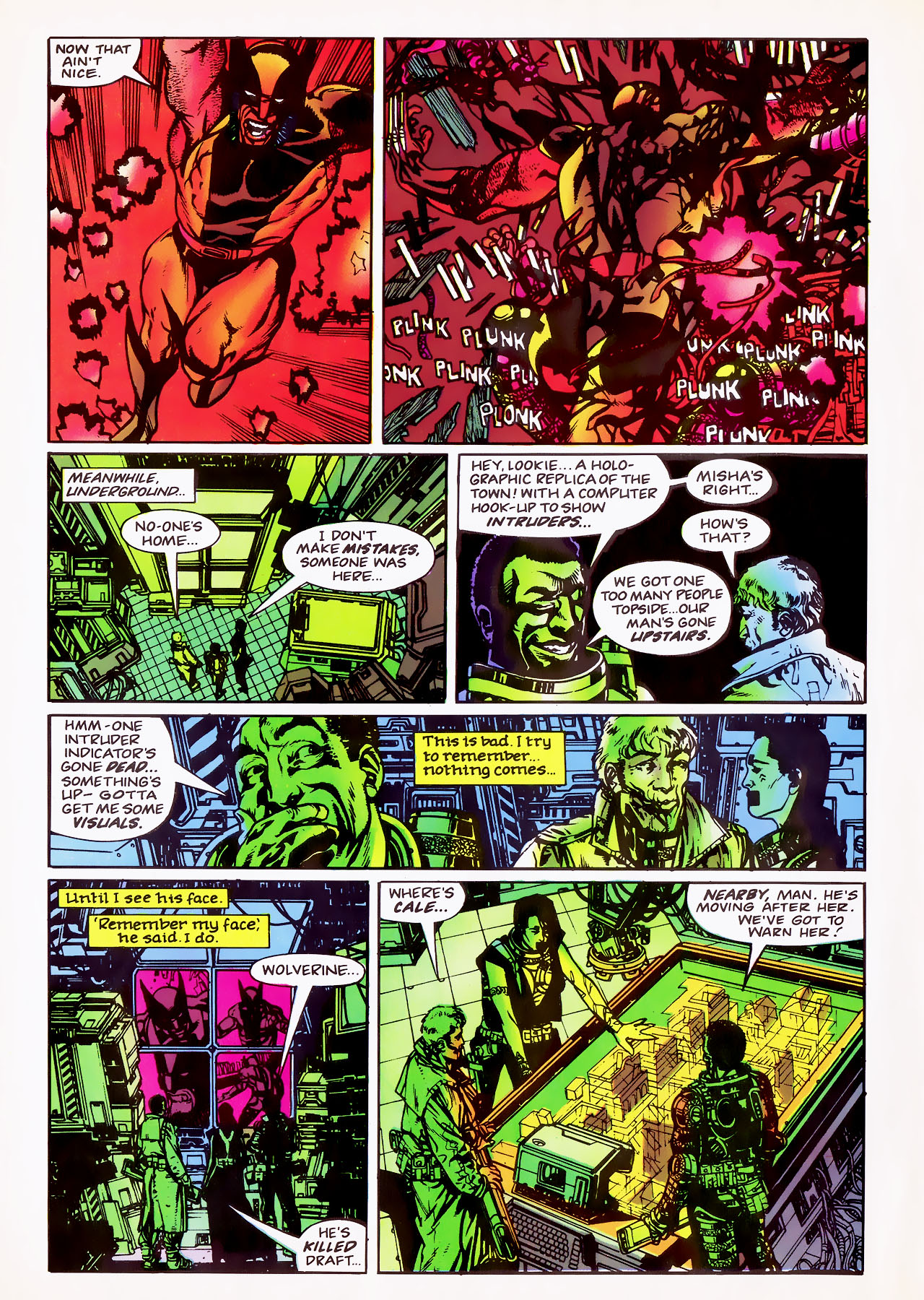 Read online Overkill comic -  Issue #16 - 23