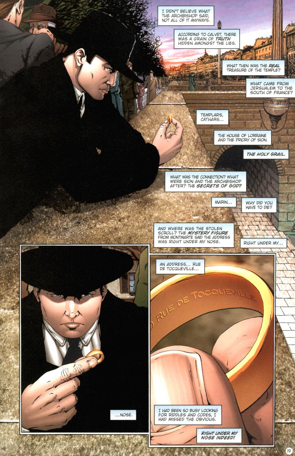 Read online Rex Mundi comic -  Issue #11 - 23