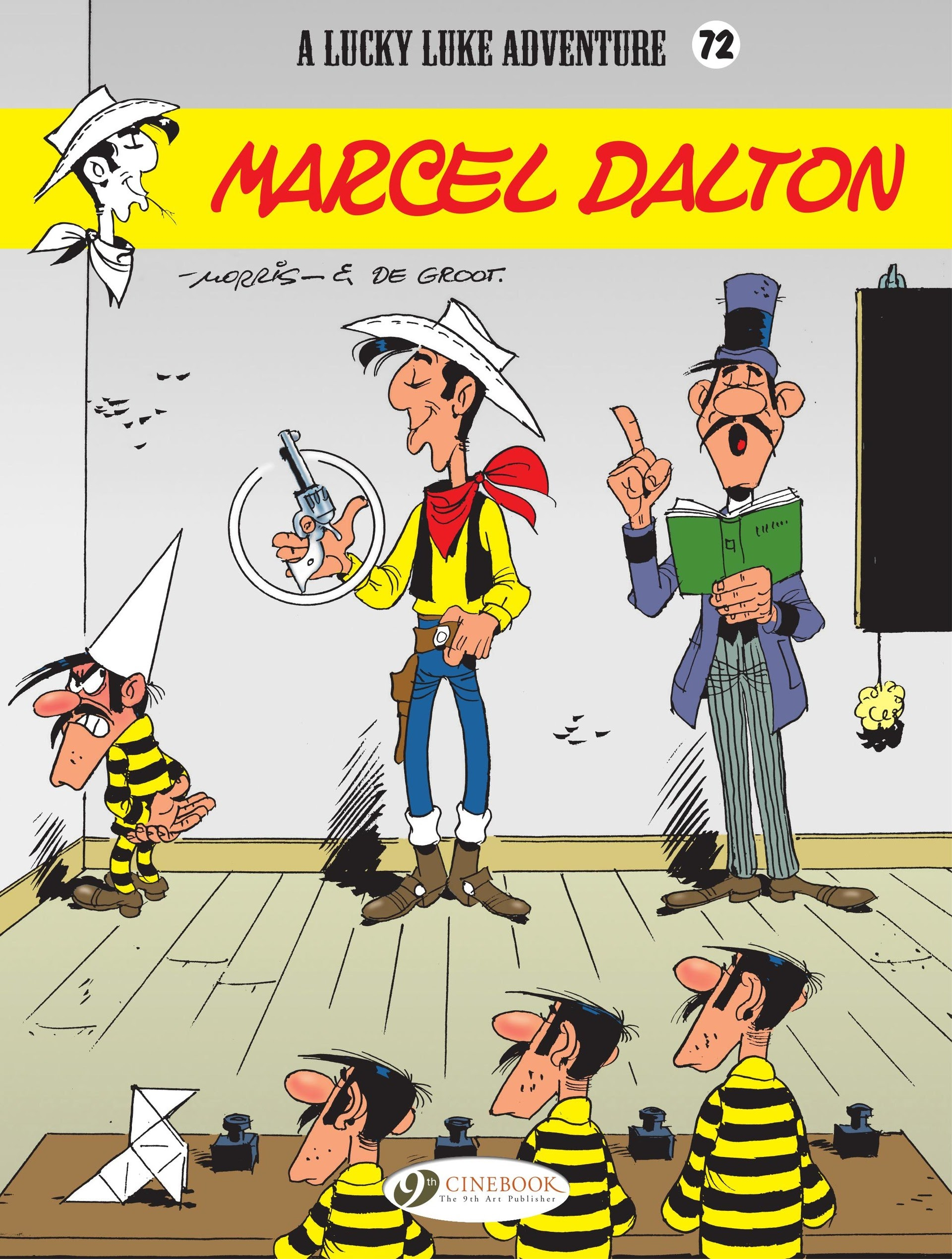 A Lucky Luke Adventure 72 Page 1