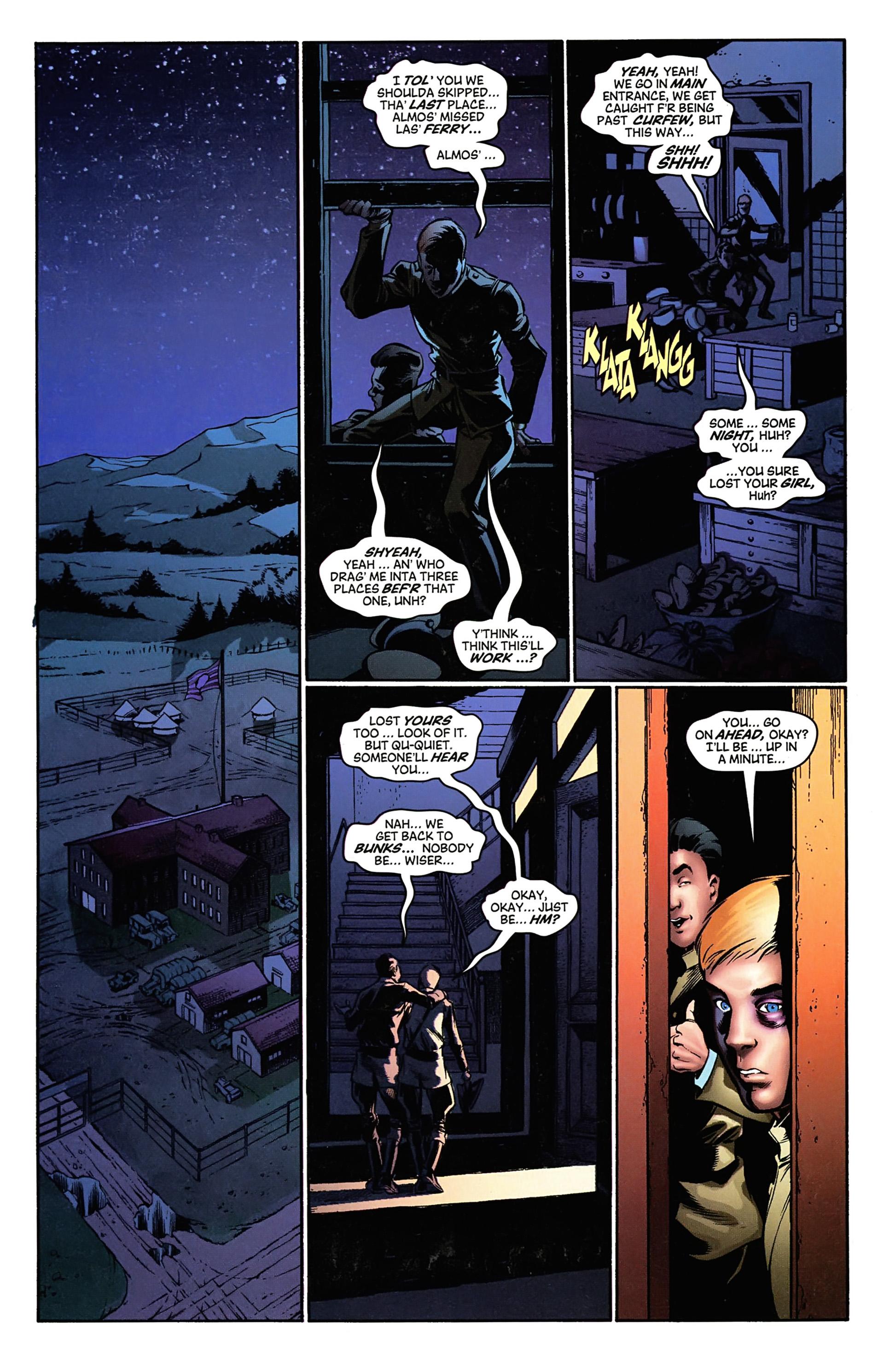 Read online Arrowsmith comic -  Issue #2 - 20