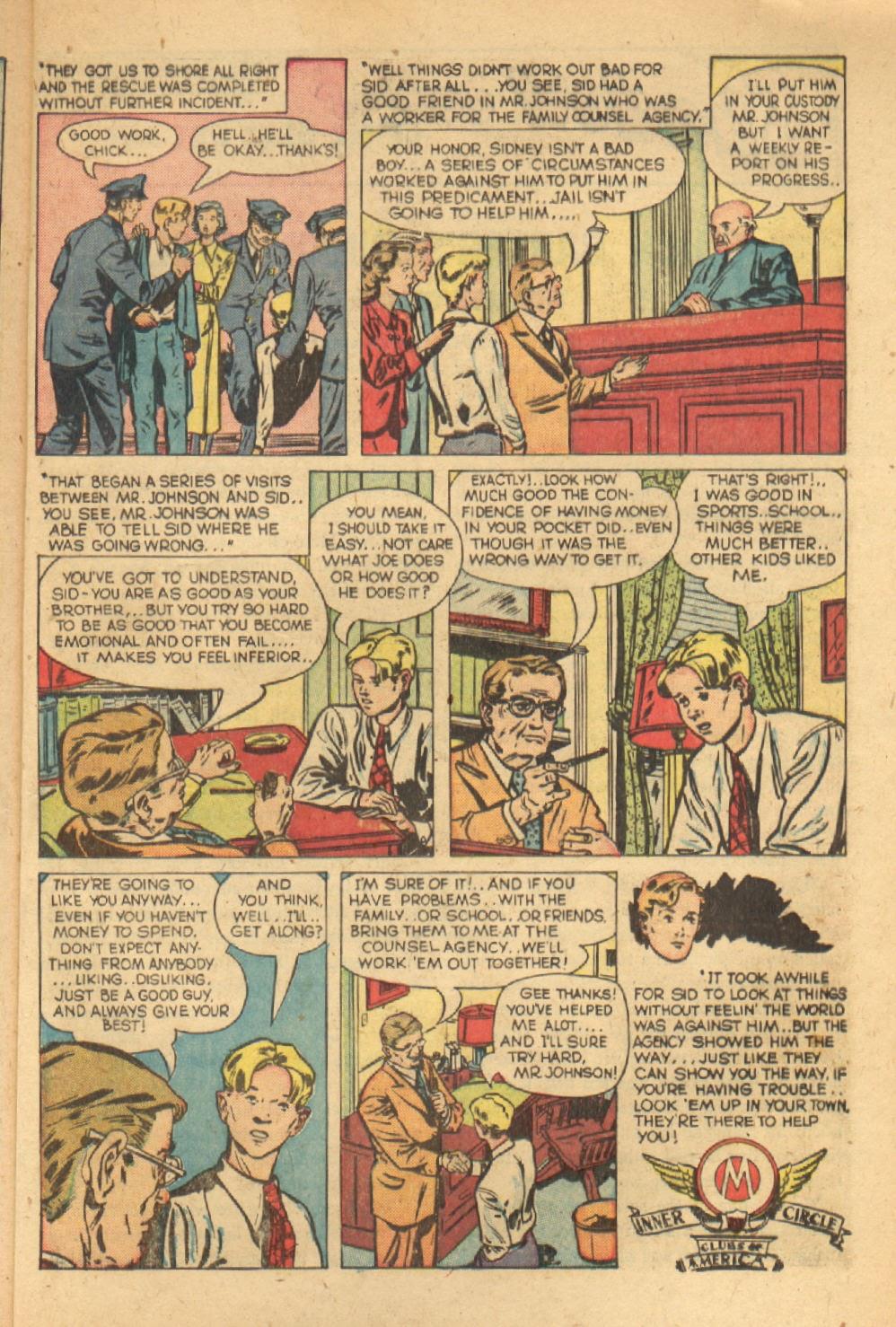 Shadow Comics #101 #94 - English 48