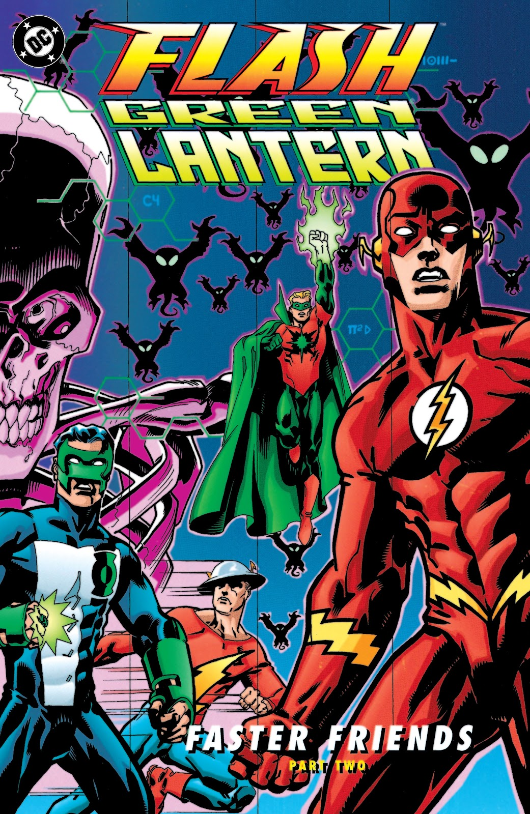 Flash/Green Lantern: Faster Friends issue Full - Page 1