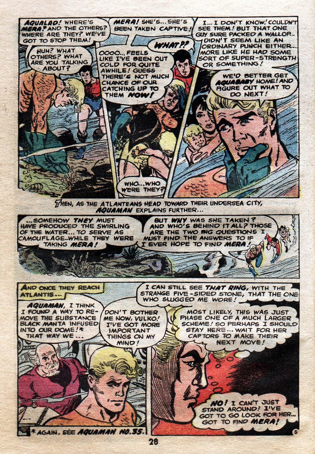 Read online Adventure Comics (1938) comic -  Issue #491 - 28