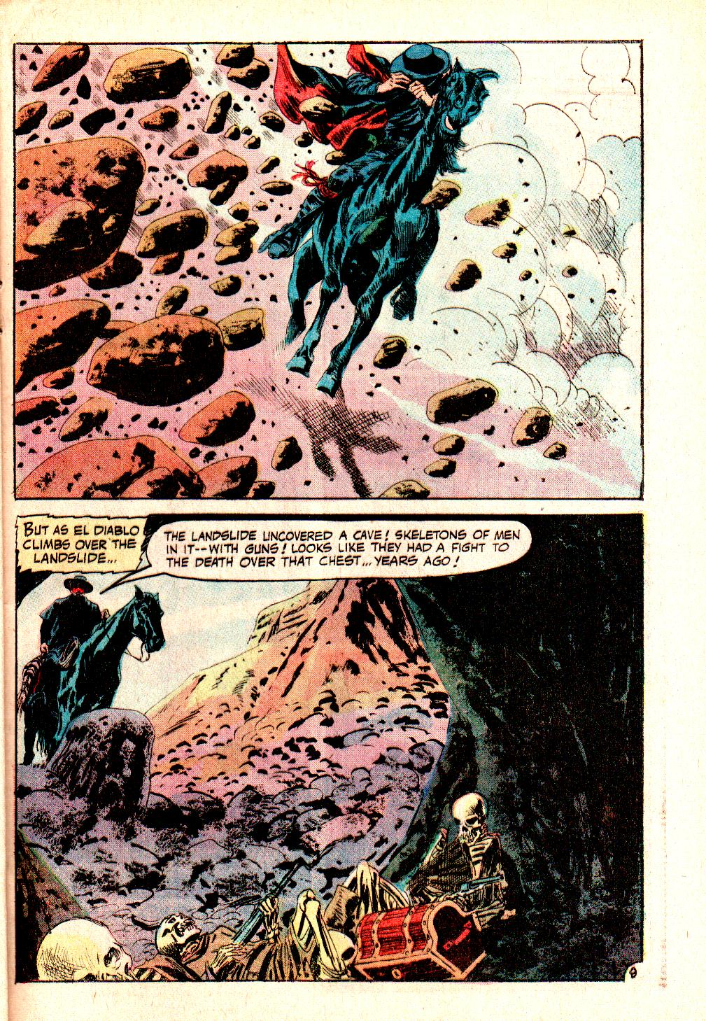 Read online All-Star Western (1970) comic -  Issue #10 - 31