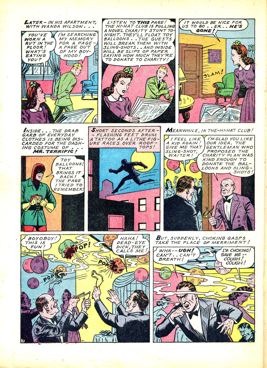 Read online Sensation (Mystery) Comics comic -  Issue #12 - 38