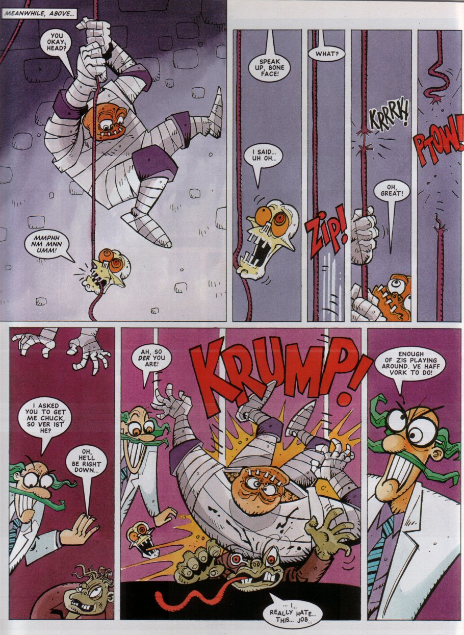 Read online Sonic the Comic comic -  Issue #34 - 29