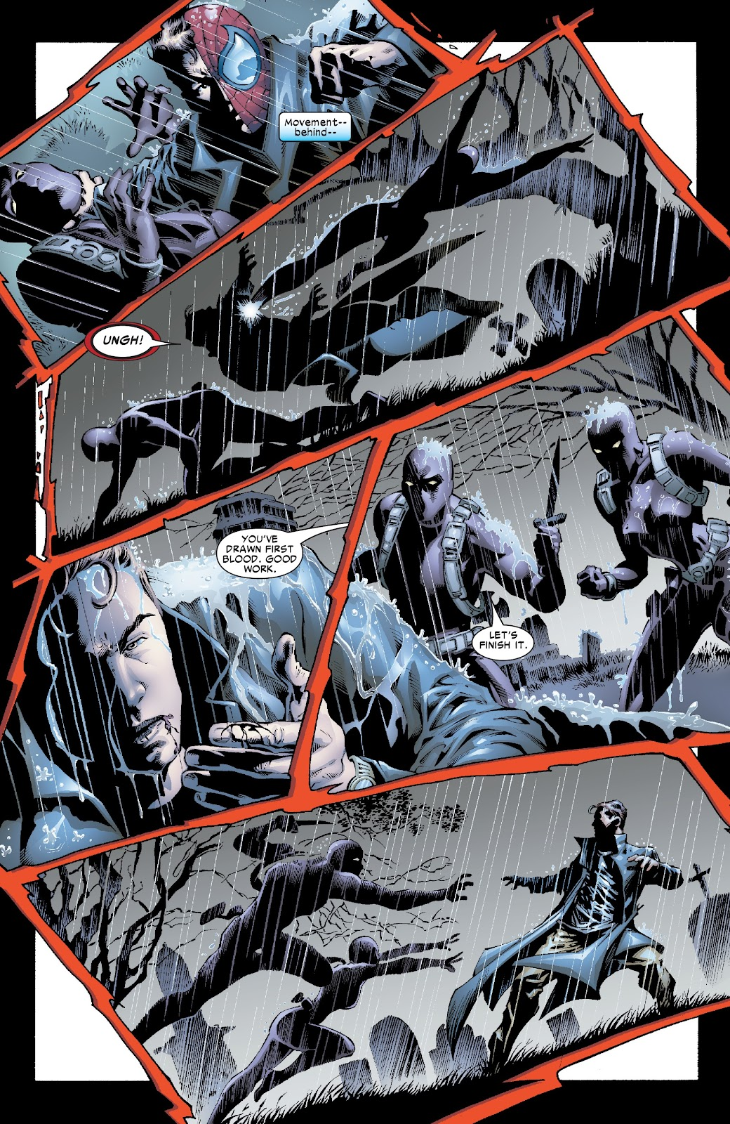 The Amazing Spider-Man by JMS Ultimate Collection issue TPB 3 (Part 2) - Page 59