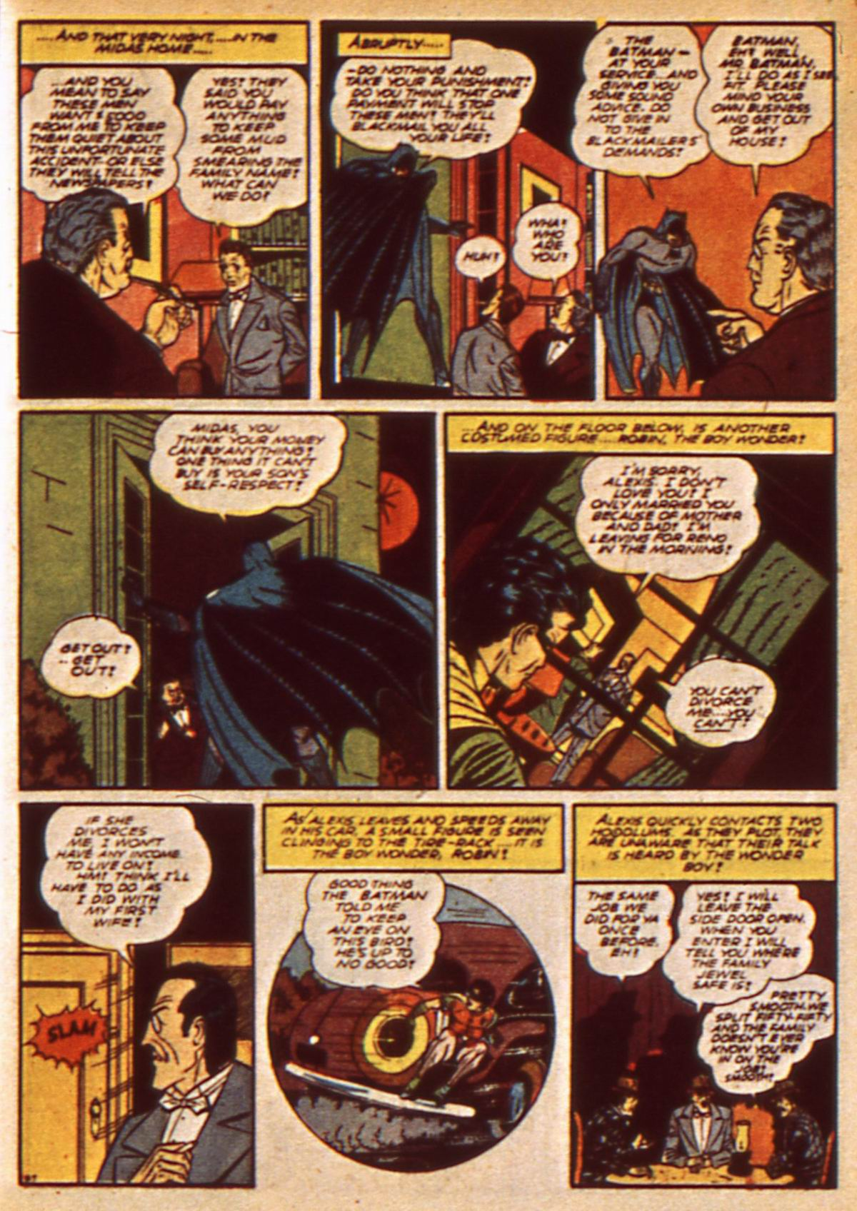 Read online Detective Comics (1937) comic -  Issue #47 - 9