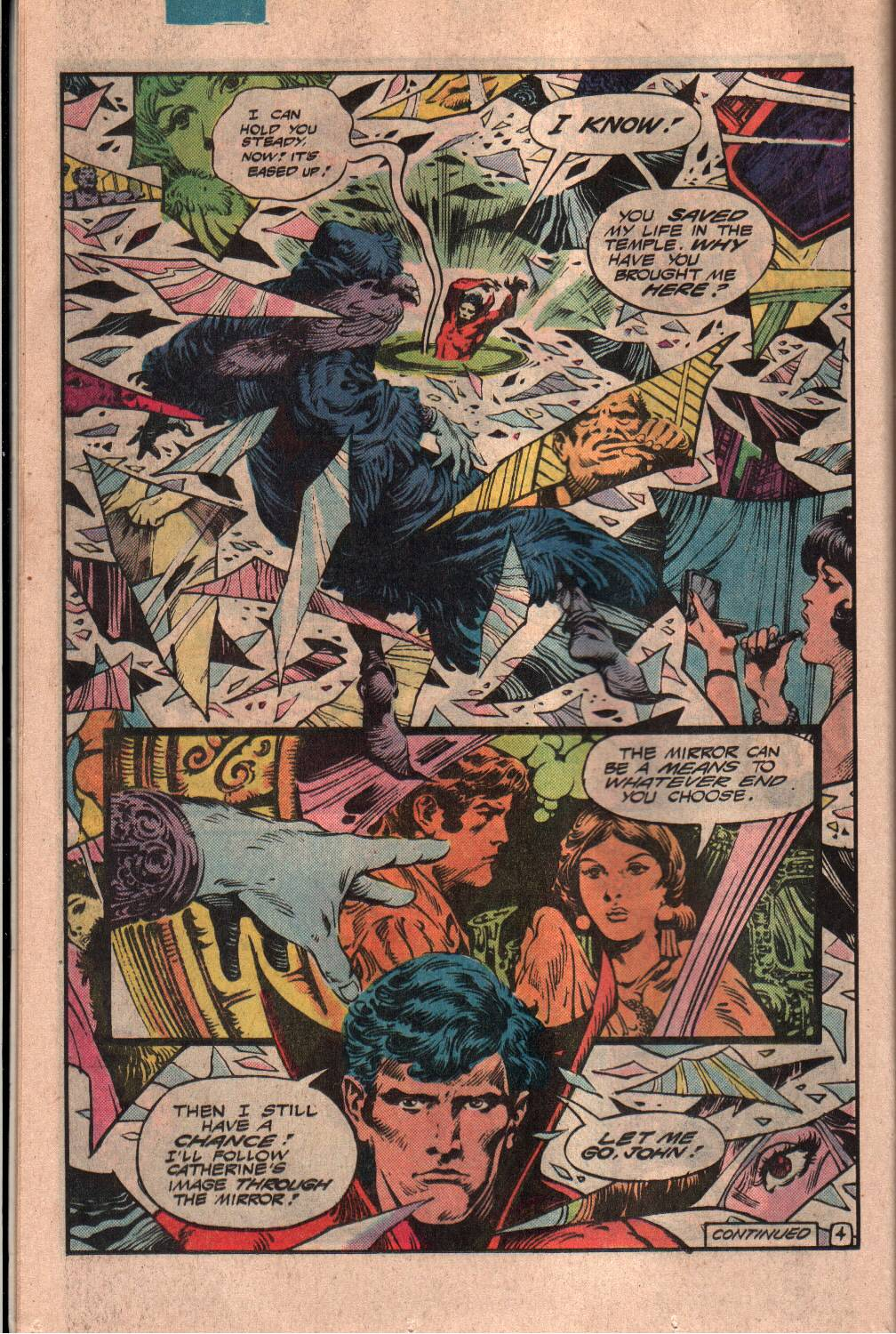 Read online The Fly (1983) comic -  Issue #7 - 21