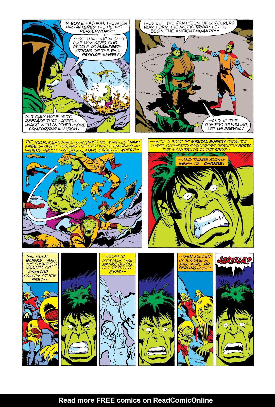 Read online Marvel Masterworks: The Incredible Hulk comic -  Issue # TPB 12 (Part 2) - 67