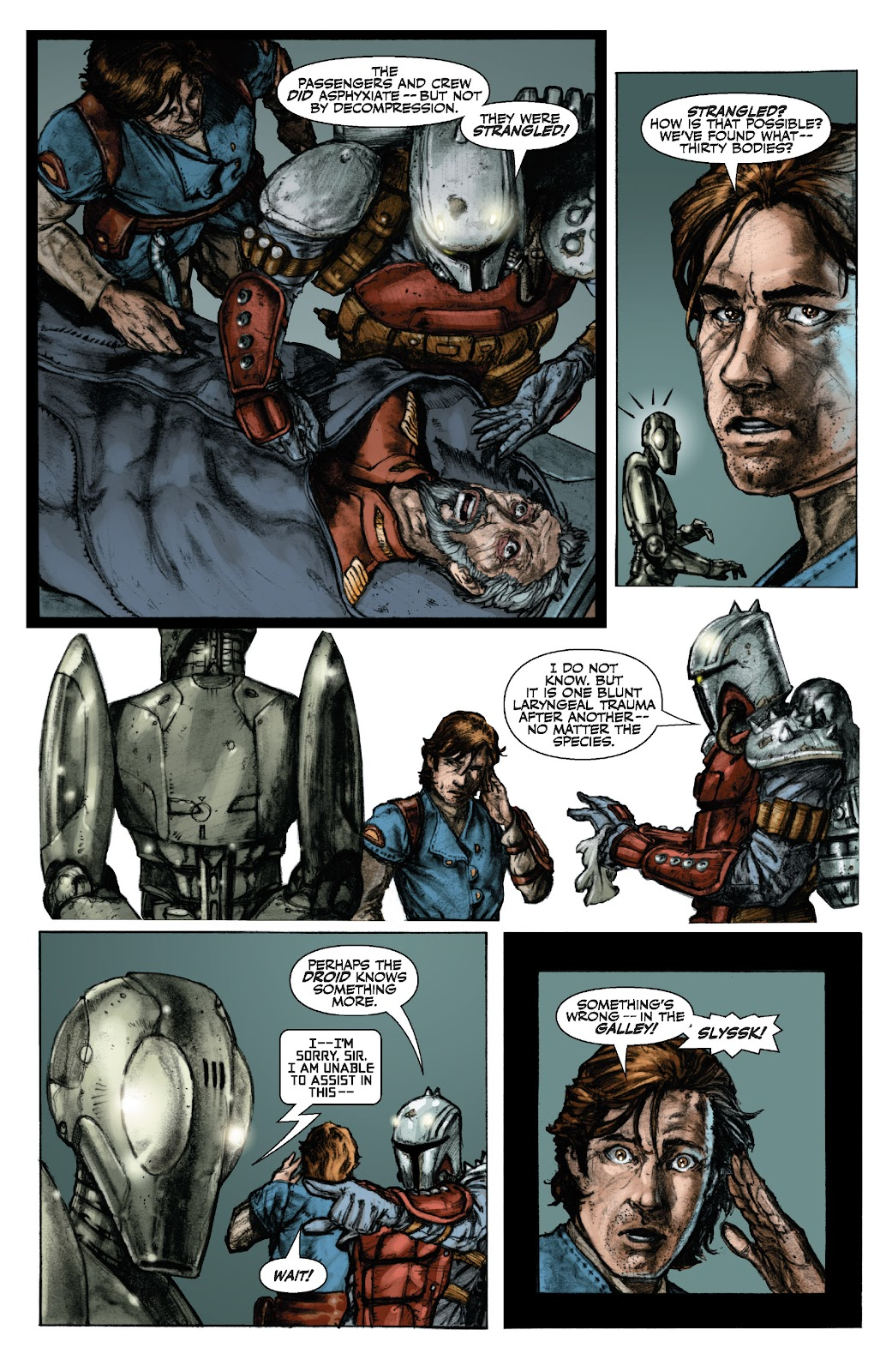 Read online Star Wars Legends: The Old Republic - Epic Collection comic -  Issue # TPB 3 (Part 1) - 16