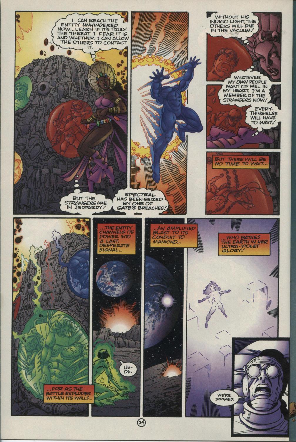 Read online Break-Thru comic -  Issue #2 - 25