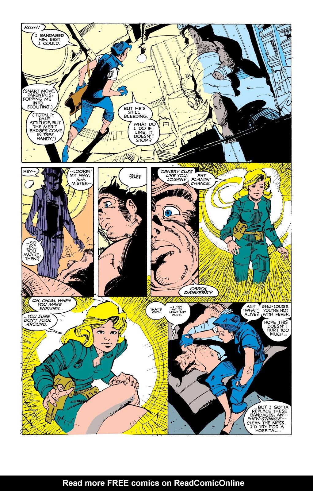 Uncanny X-Men (1963) issue 252 - Page 9