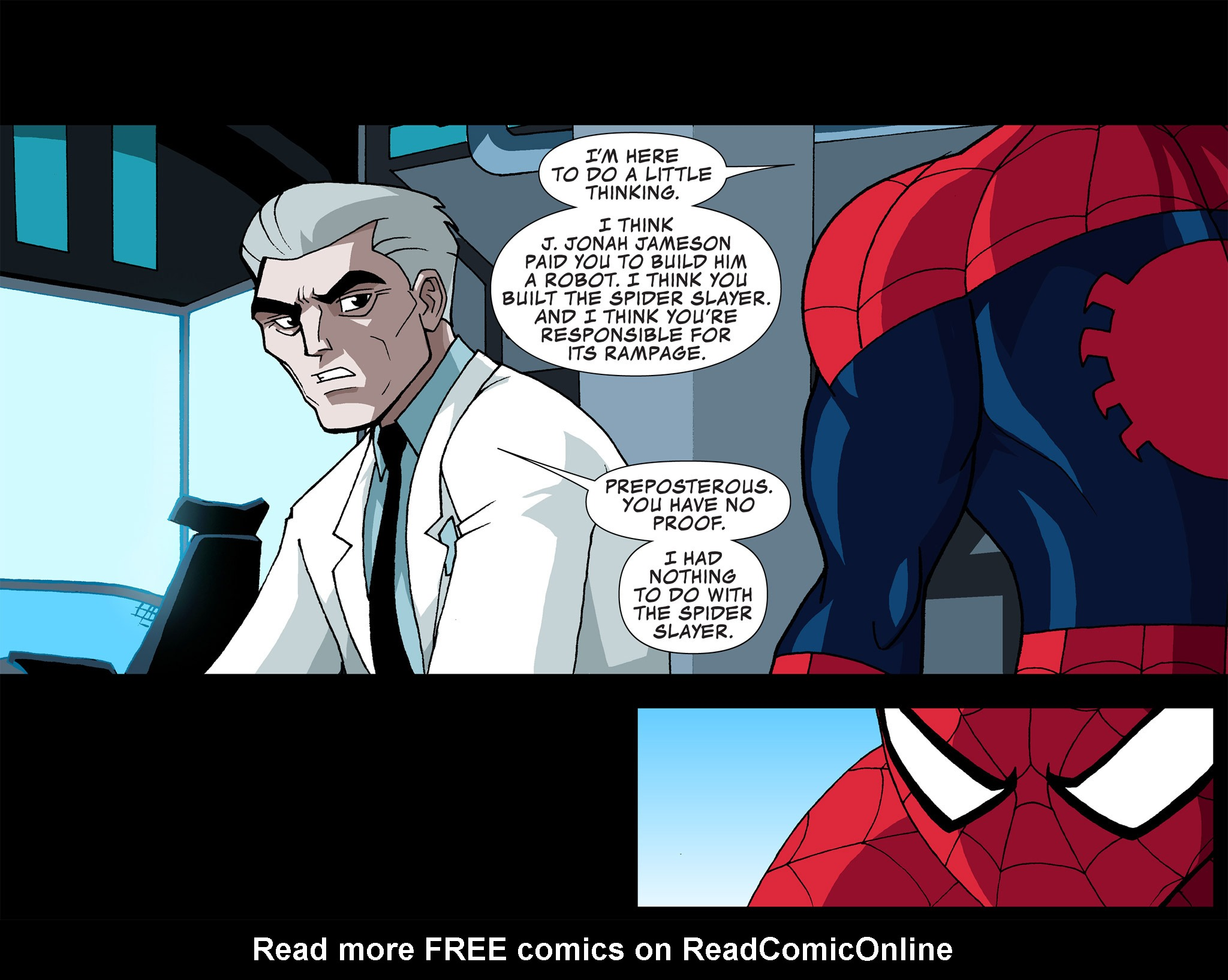 Read online Ultimate Spider-Man (Infinite Comics) (2015) comic -  Issue #4 - 31