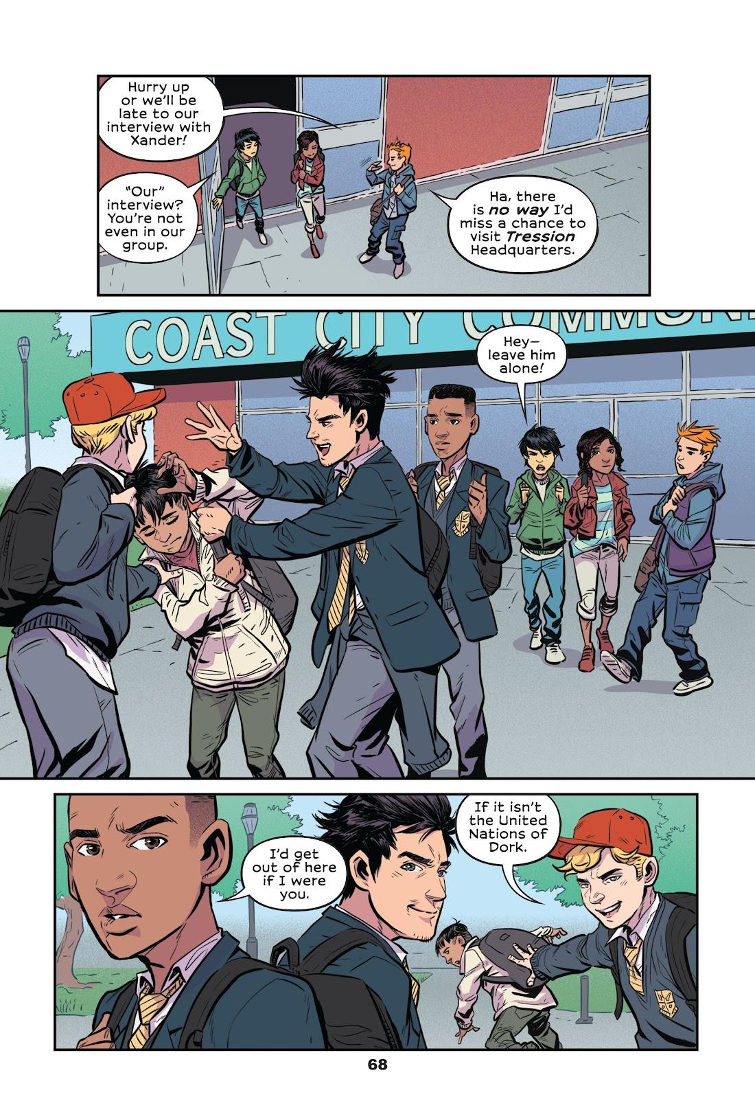 Read online Green Lantern: Legacy comic -  Issue # TPB - 66