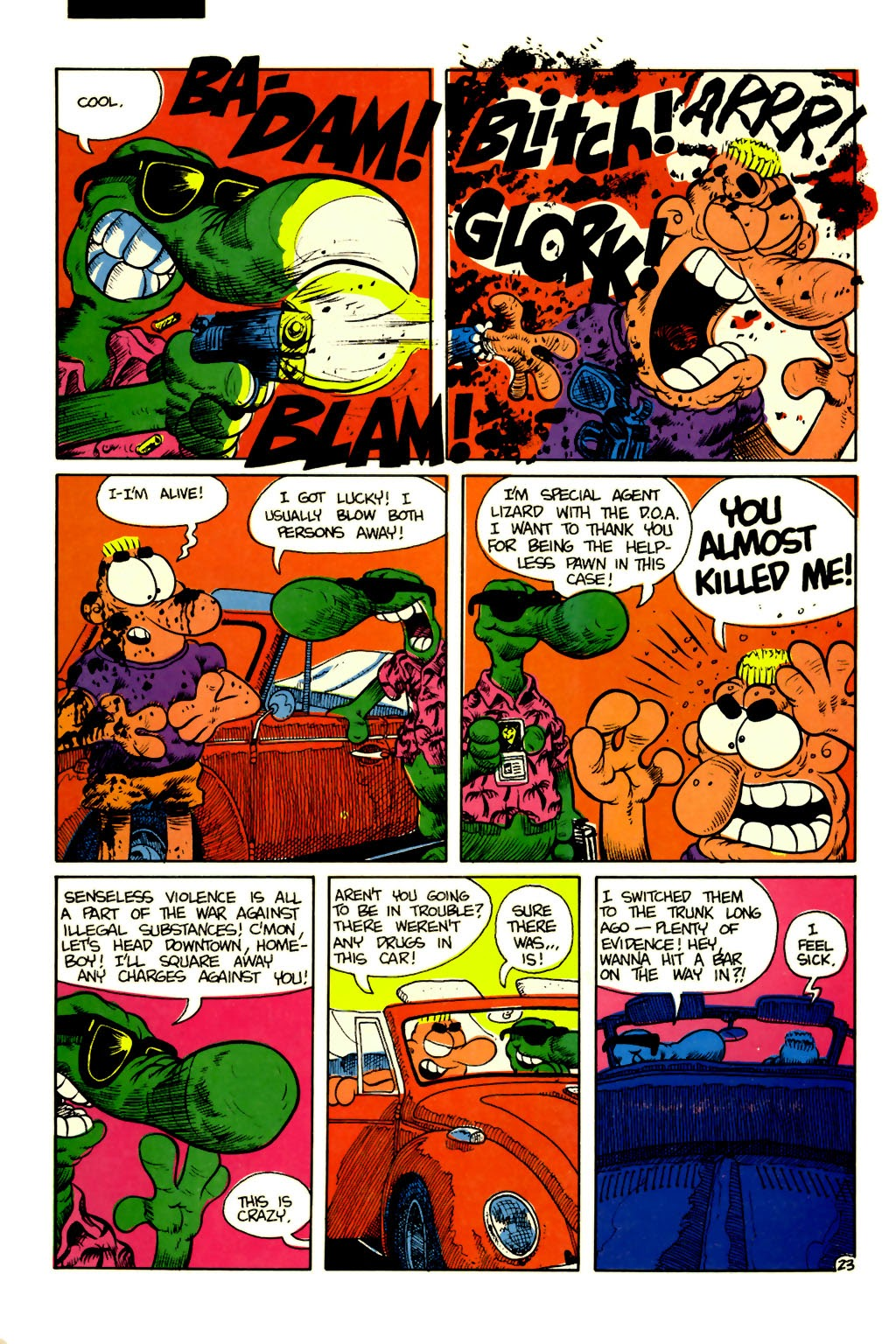 Ralph Snart Adventures (1988) issue 4 - Page 26