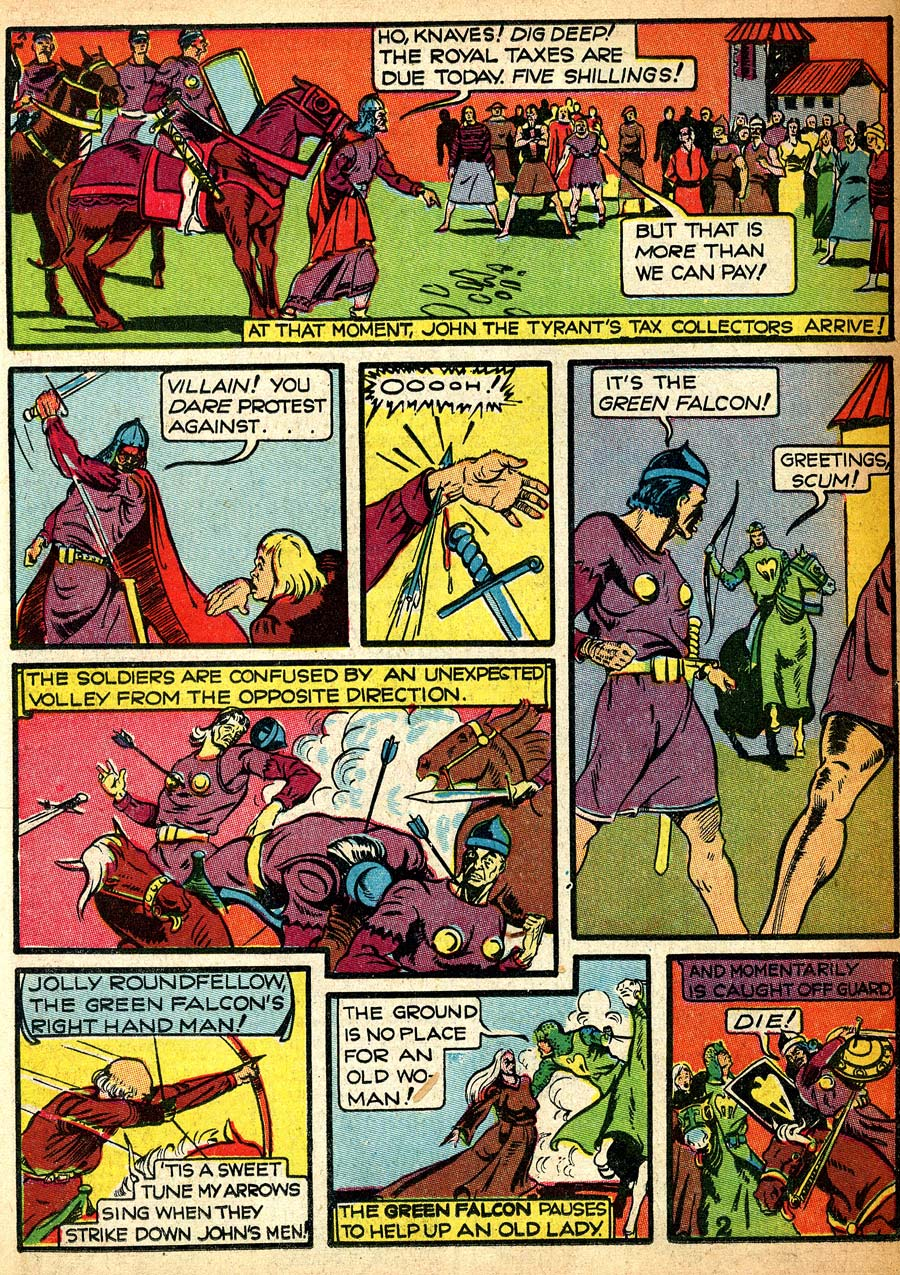 Blue Ribbon Comics (1939) issue 8 - Page 62