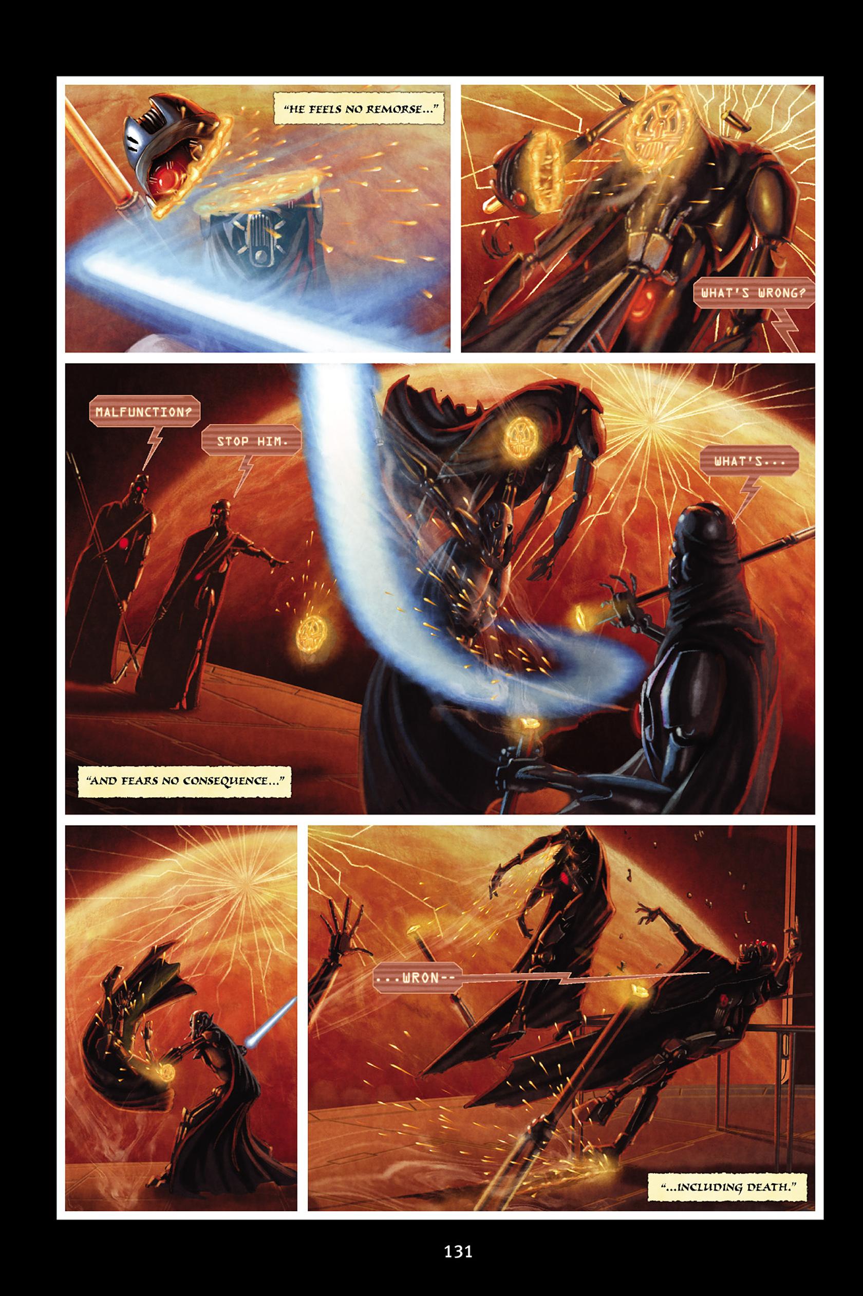 Read online Star Wars Omnibus comic -  Issue # Vol. 30 - 129