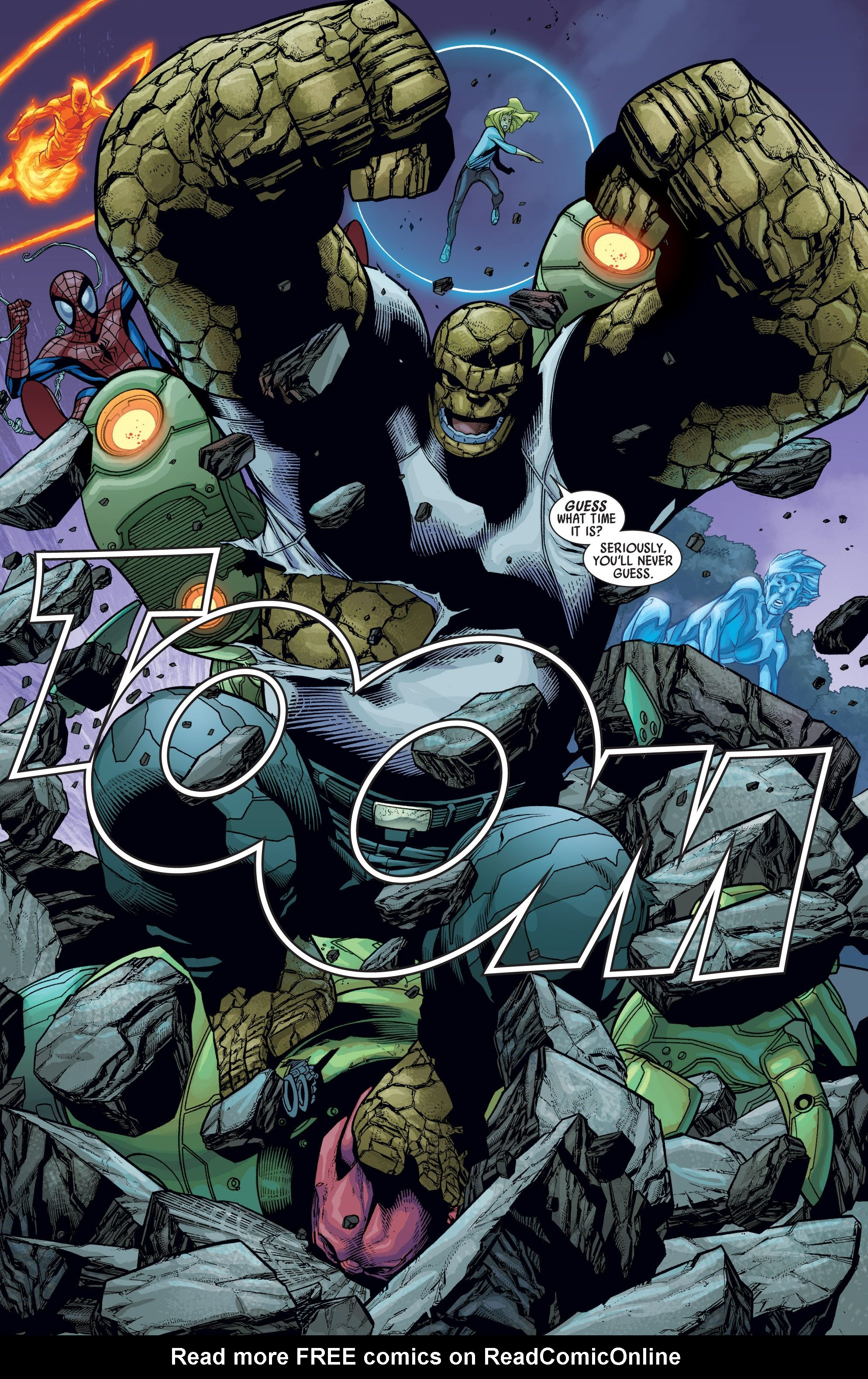 Read online Ultimate Comics Doomsday comic -  Issue # Full - 60