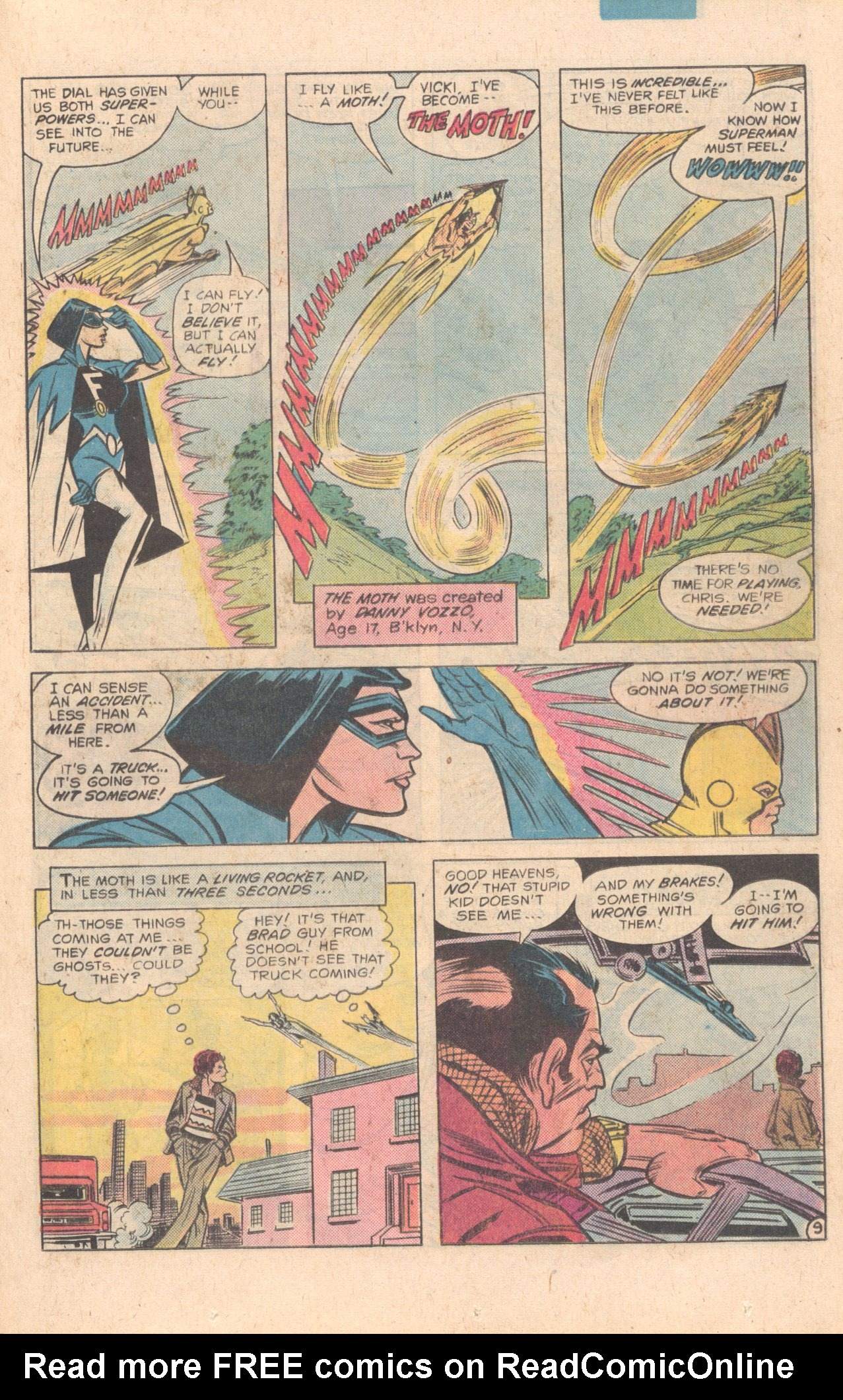 Legion of Super-Heroes (1980) 272 Page 36