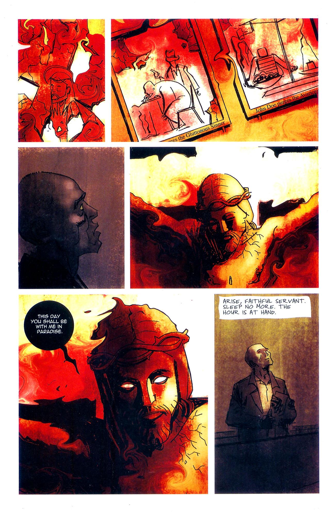 Read online Se7en comic -  Issue #7 - 8