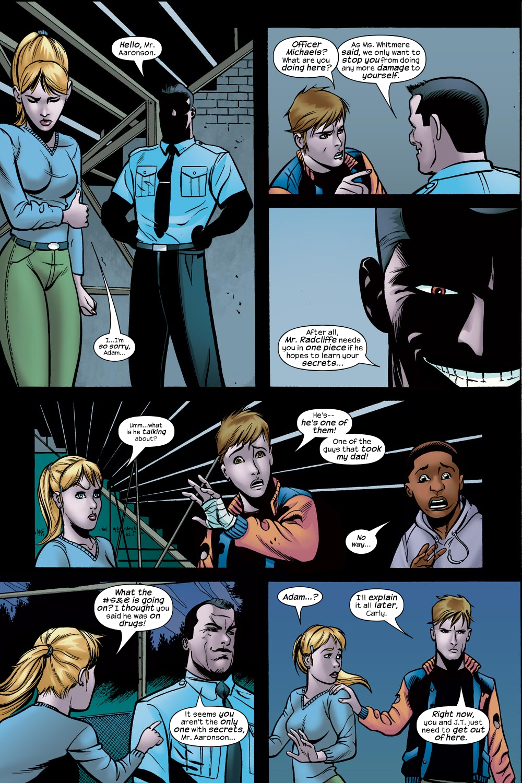 Read online Machine Teen comic -  Issue #4 - 21