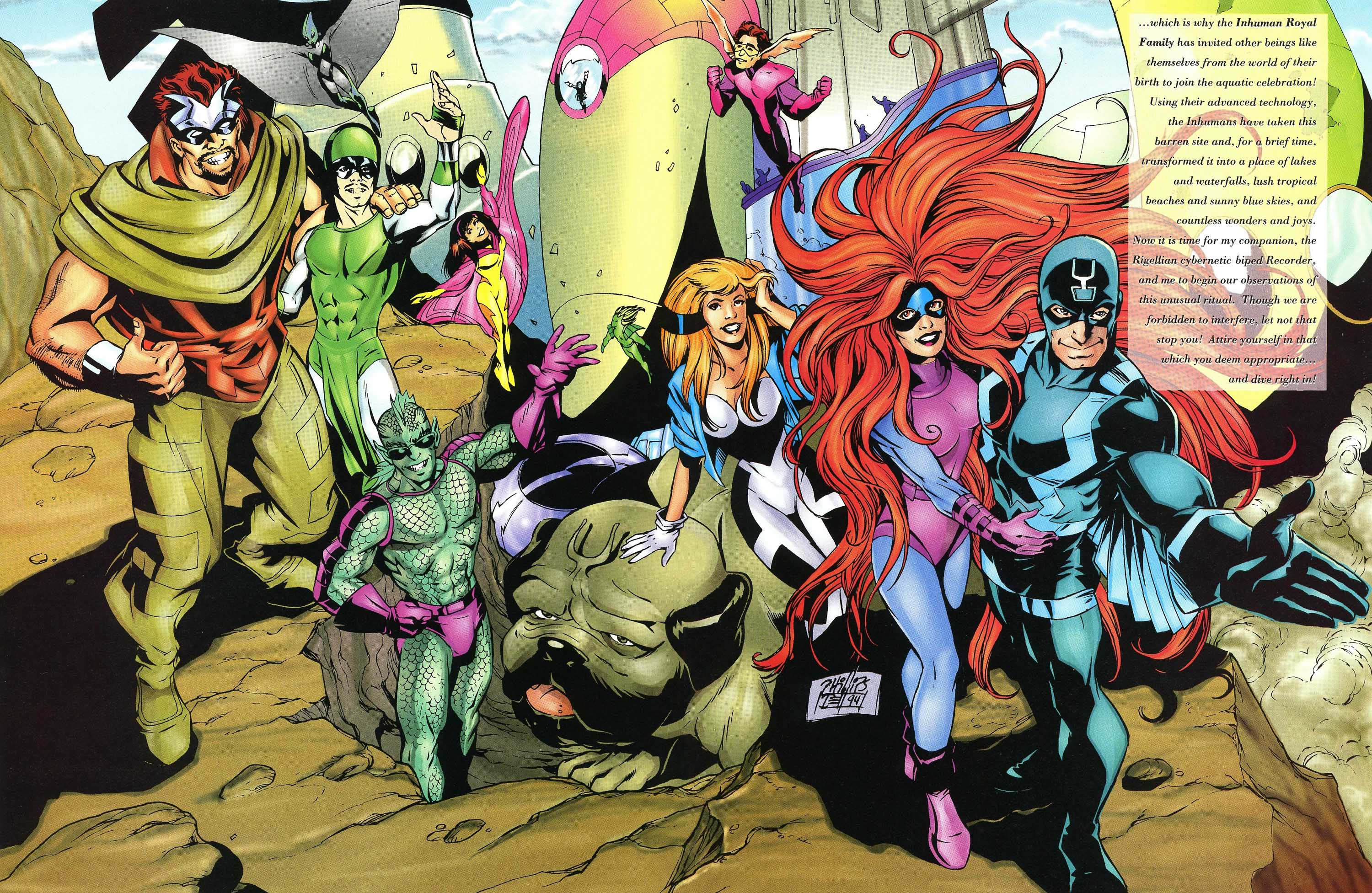 Read online Marvel Swimsuit Special comic -  Issue #3 - 6