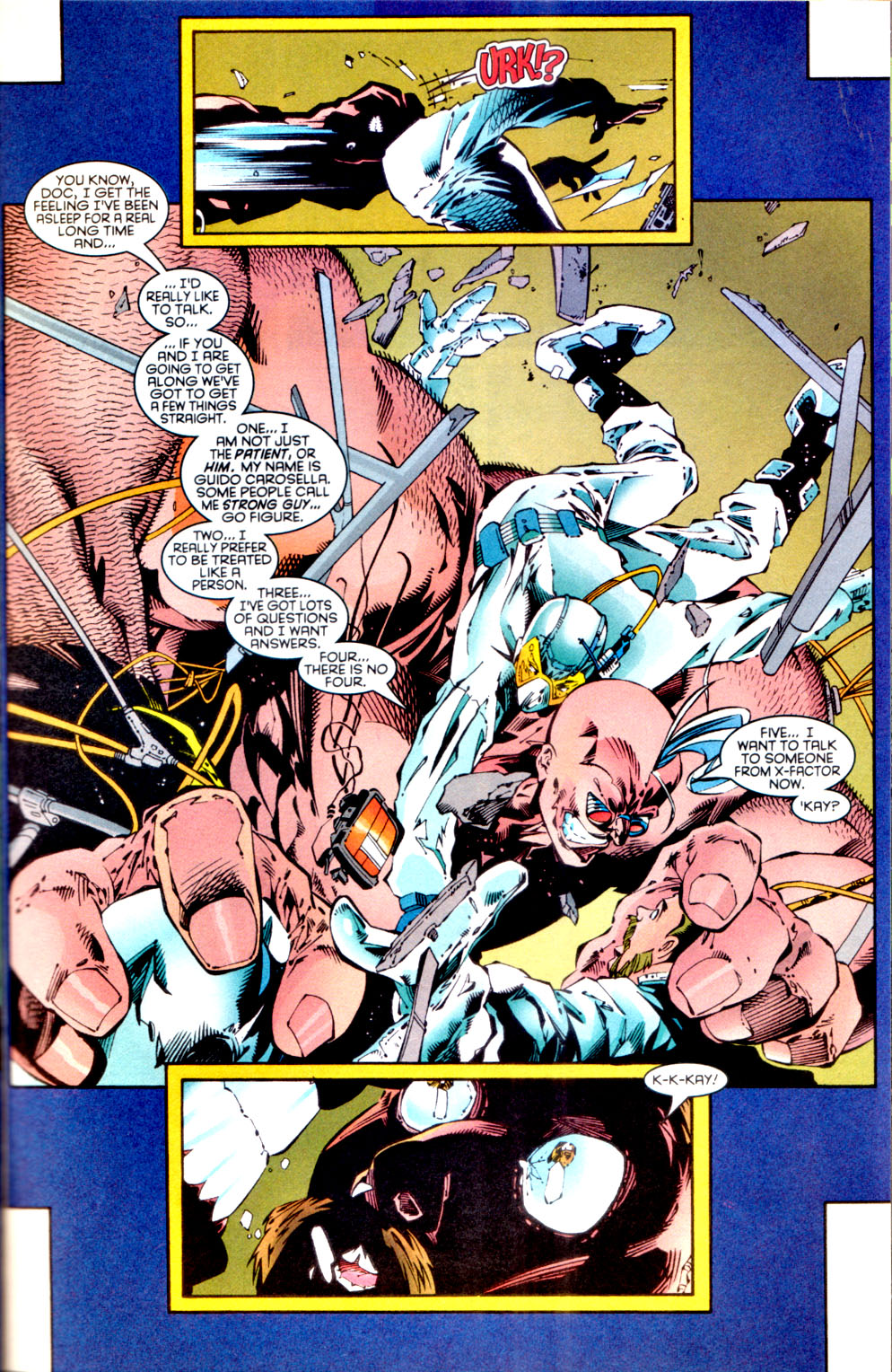 Read online X-Factor (1986) comic -  Issue #134 - 9