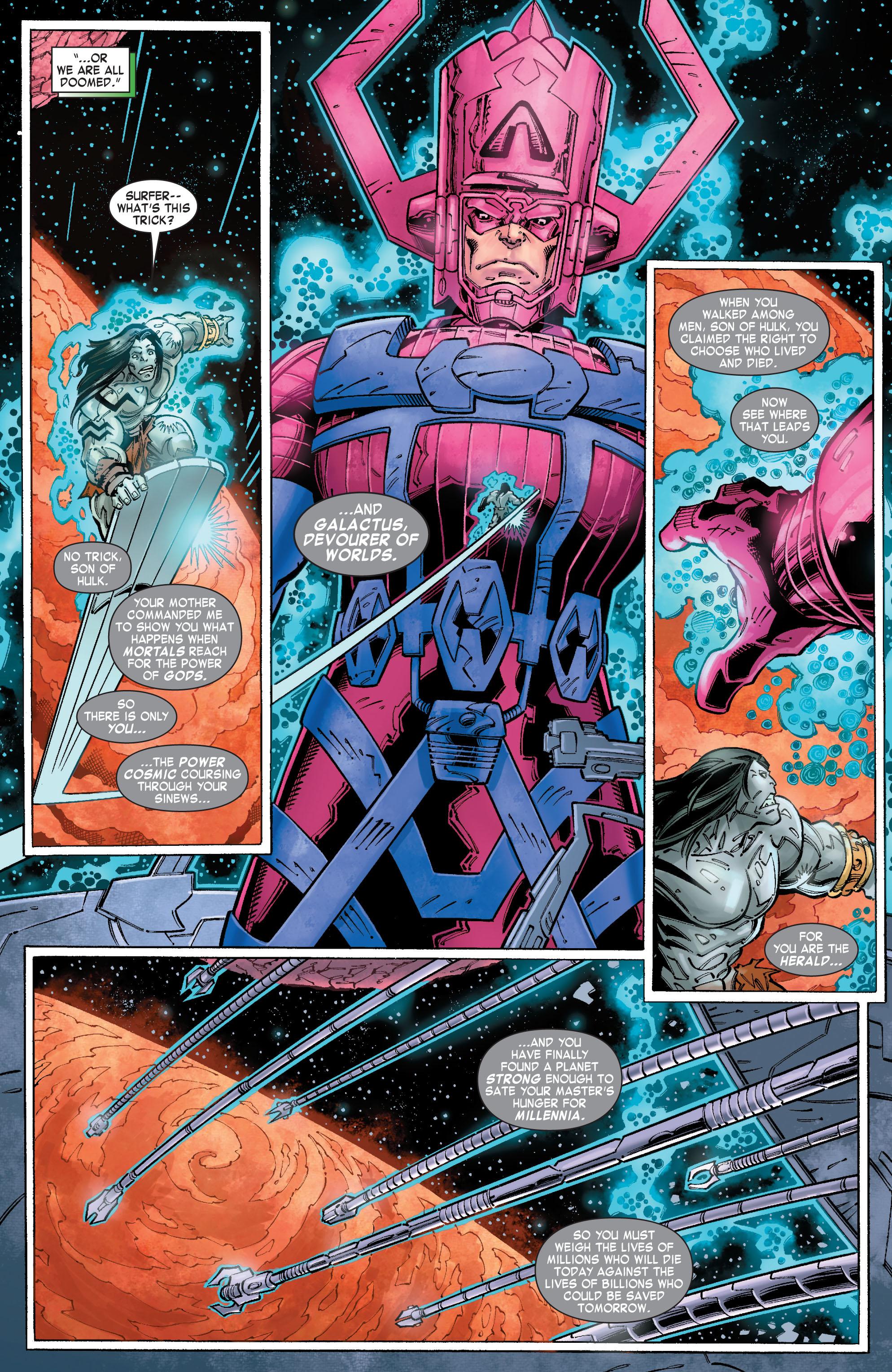 Read online Skaar: Son of Hulk comic -  Issue #10 - 4