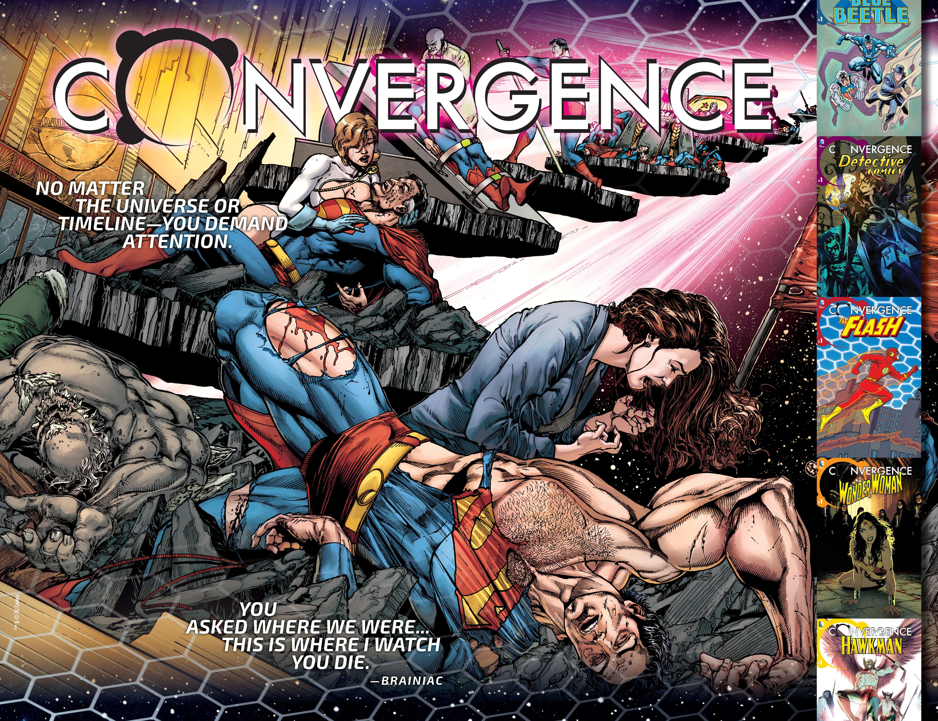 Read online Secret Origins (2014) comic -  Issue #11 - 39