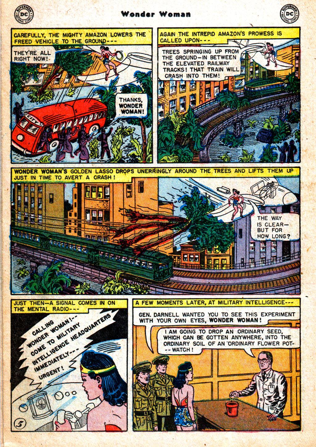 Read online Wonder Woman (1942) comic -  Issue #57 - 21