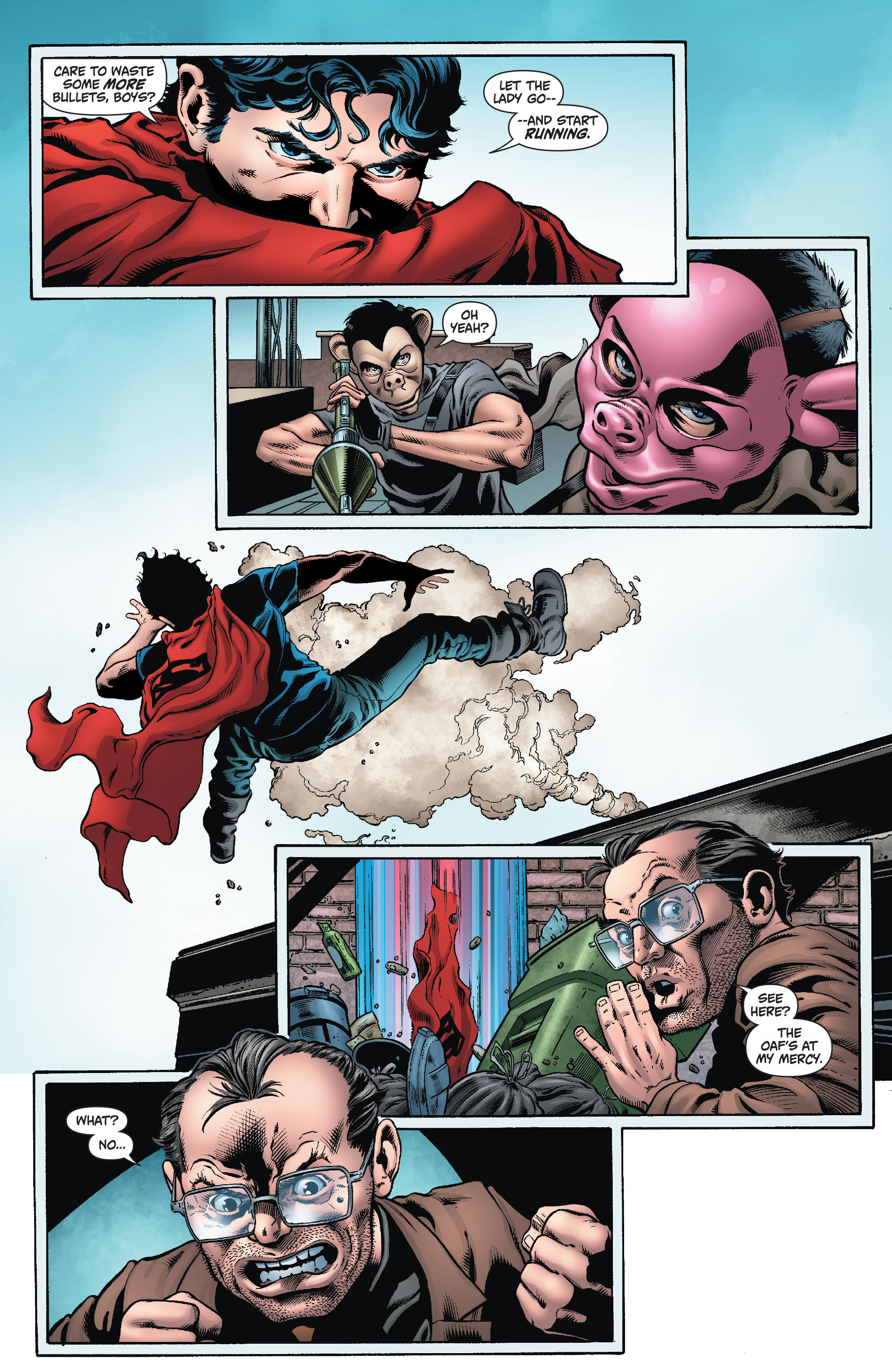 Read online Action Comics (2011) comic -  Issue #17 - 14