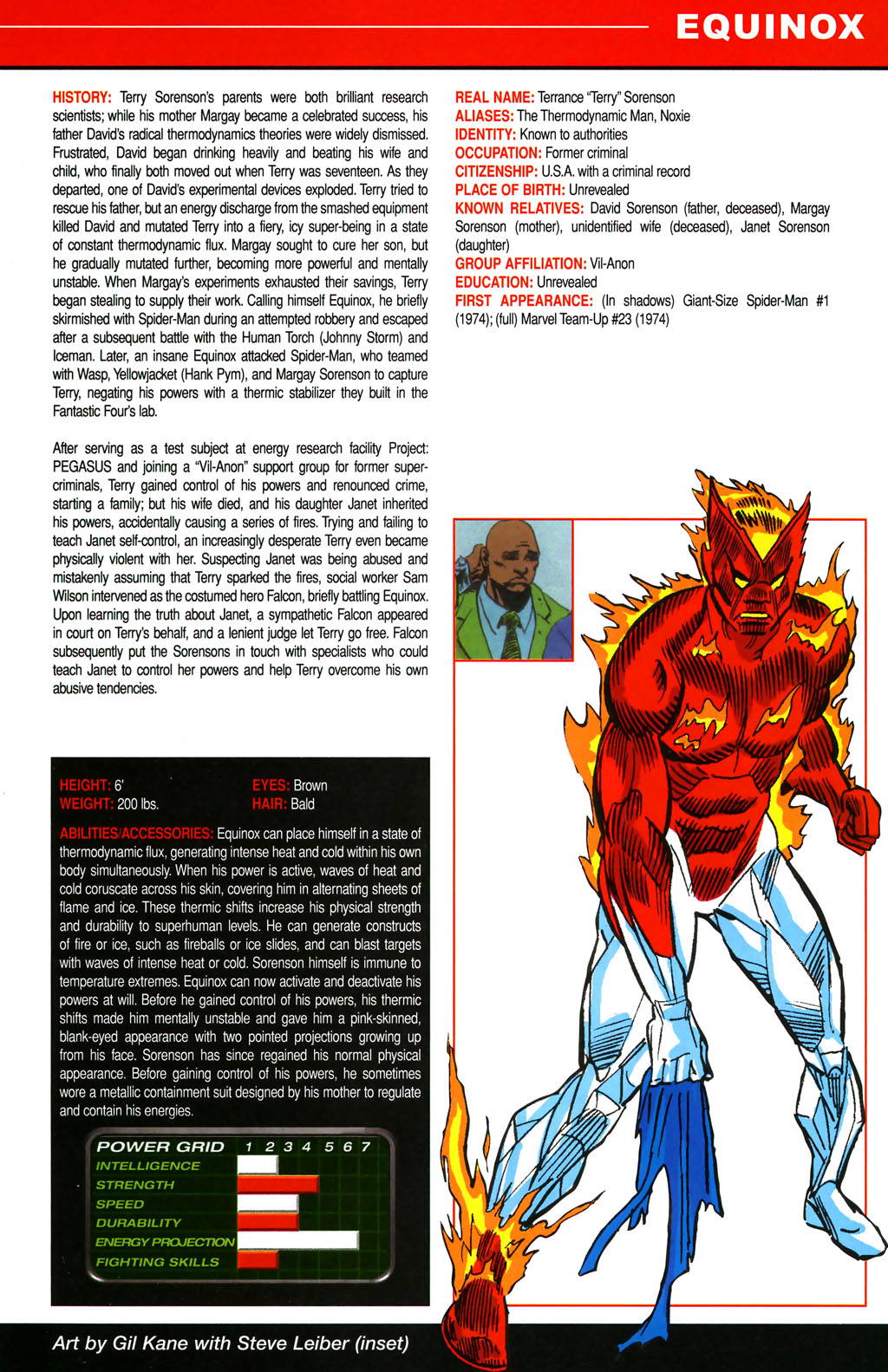 Read online All-New Official Handbook of the Marvel Universe A to Z comic -  Issue #4 - 13