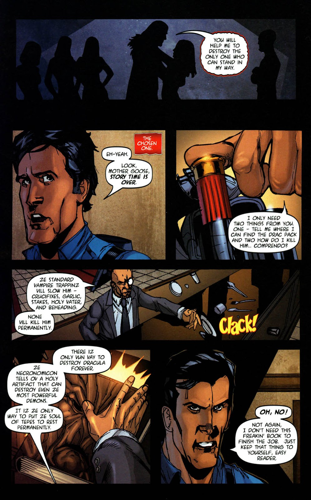 Army of Darkness (2006) Issue #9 #5 - English 19