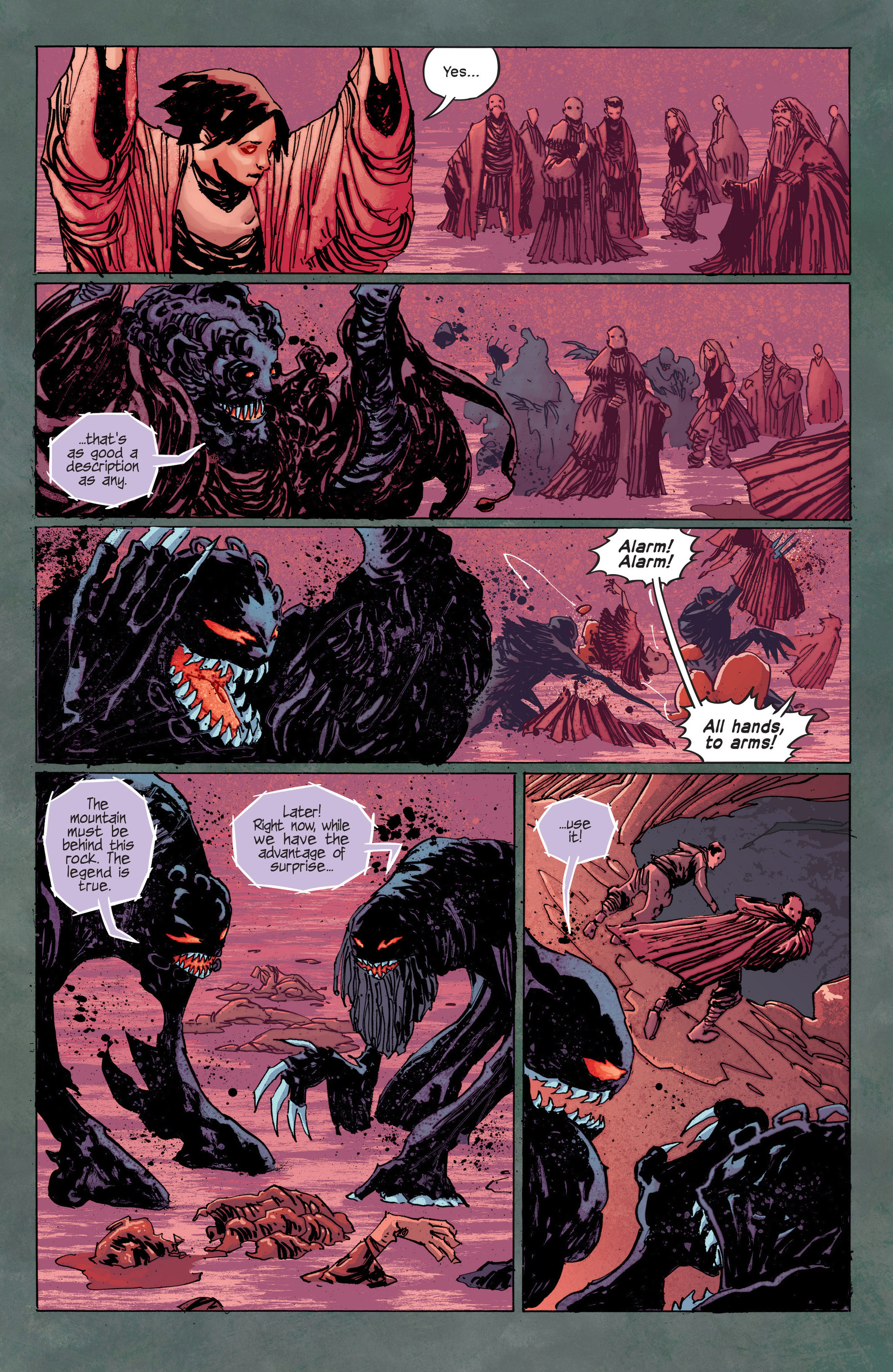 Read online Umbral comic -  Issue #3 - 13