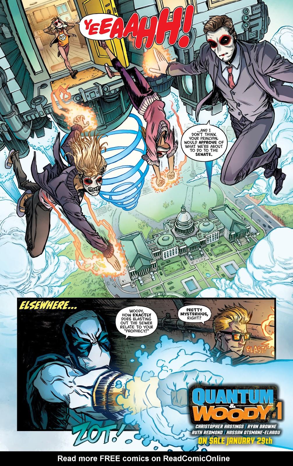 Read online Bloodshot (2019) comic -  Issue #4 - 27