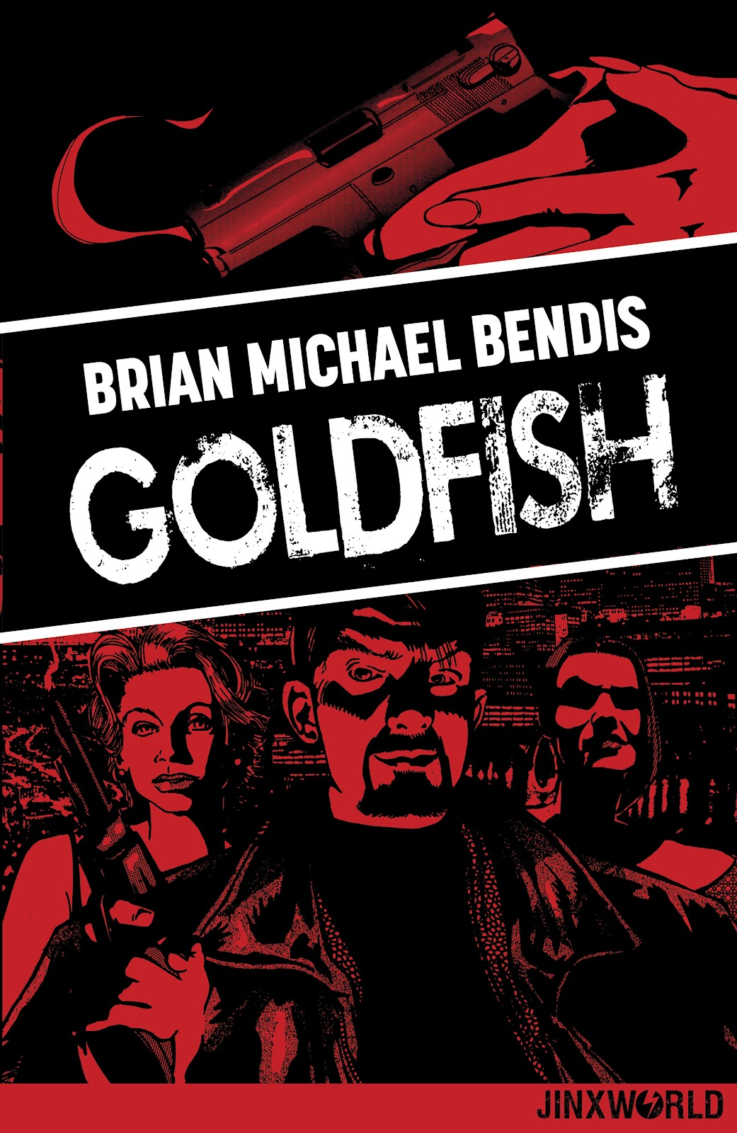 Read online Goldfish comic -  Issue # TPB (Part 1) - 1