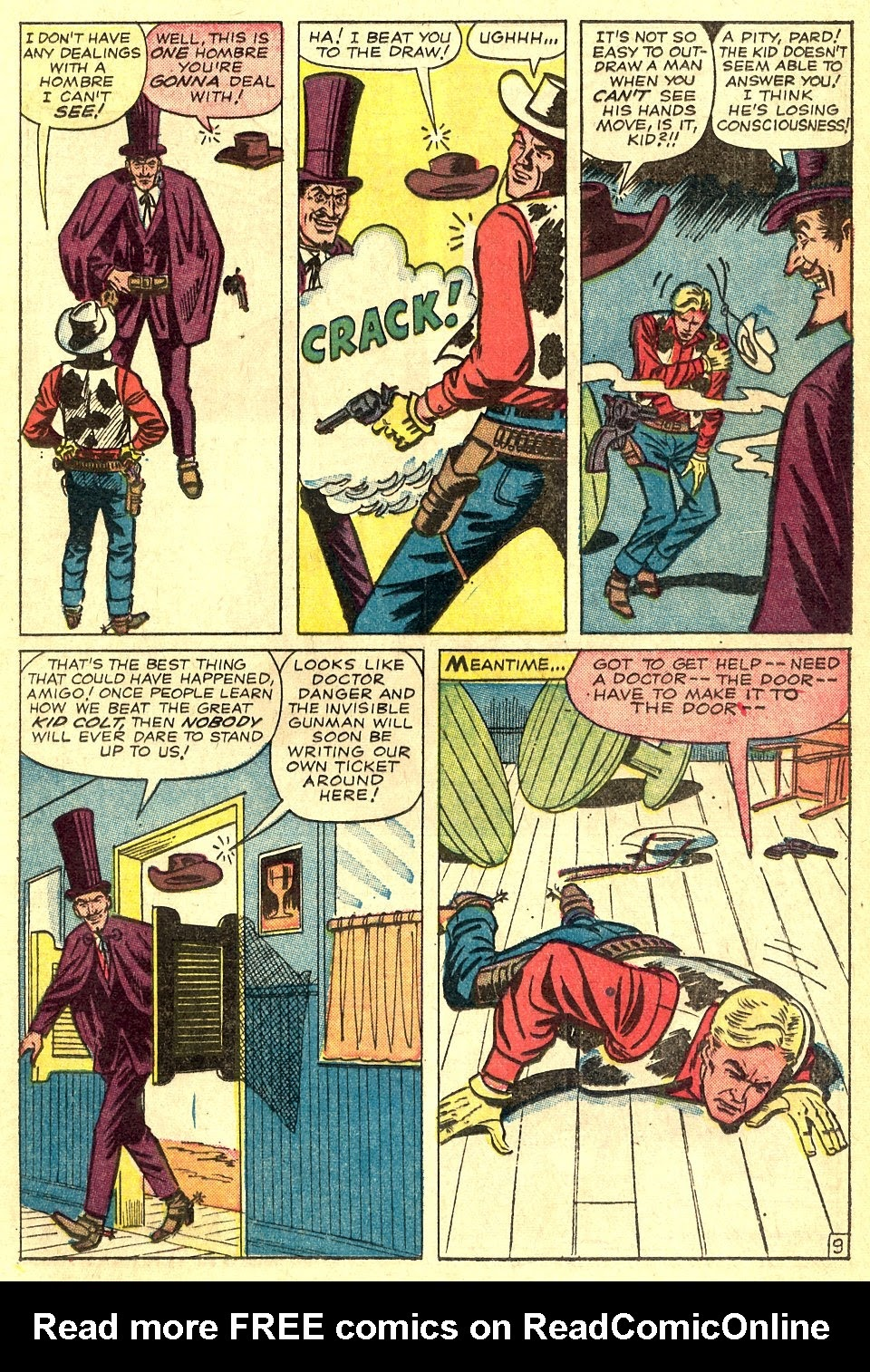 Kid Colt Outlaw issue 116 - Page 13