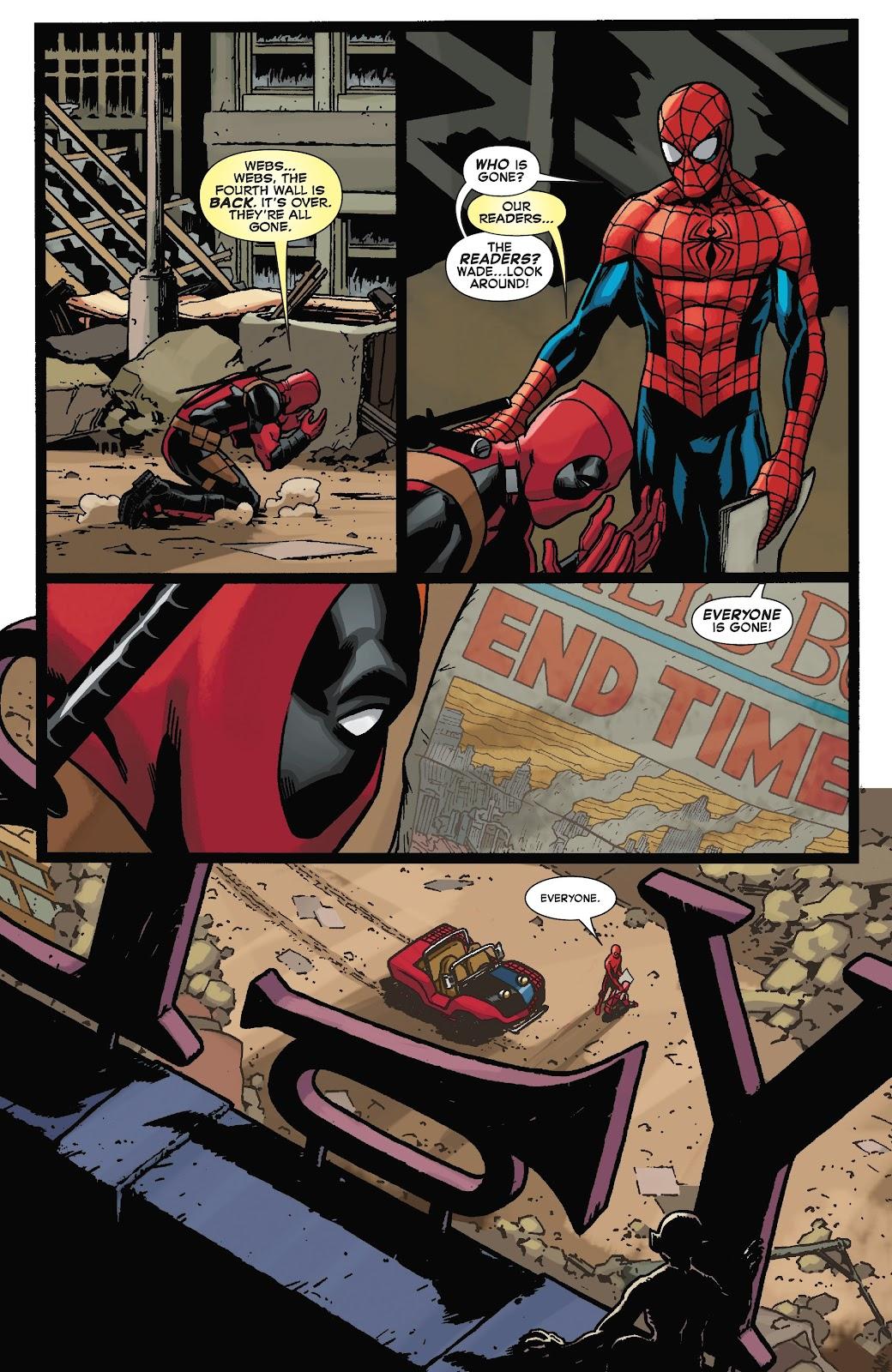 Read online Spider-Man/Deadpool comic -  Issue #46 - 8