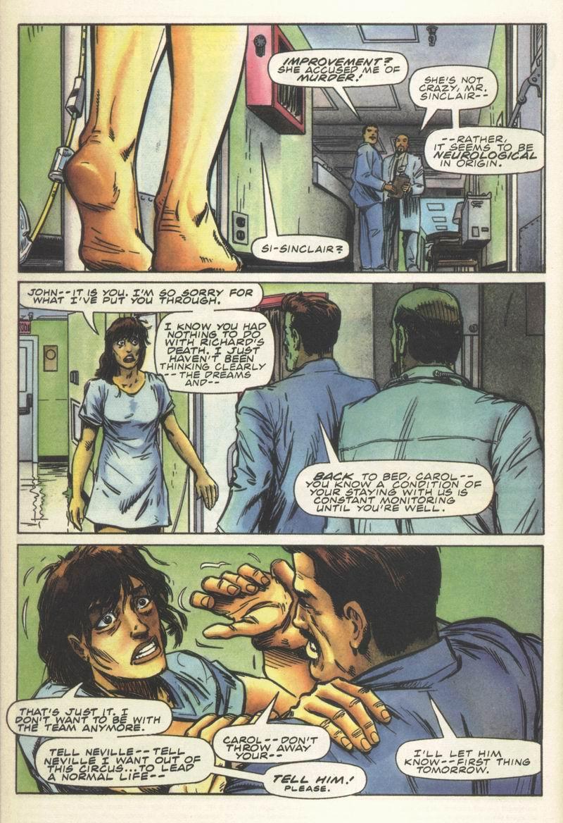Read online Secret Weapons comic -  Issue #14 - 5