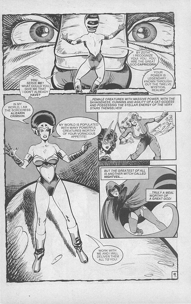 Femforce Issue #47 #47 - English 11
