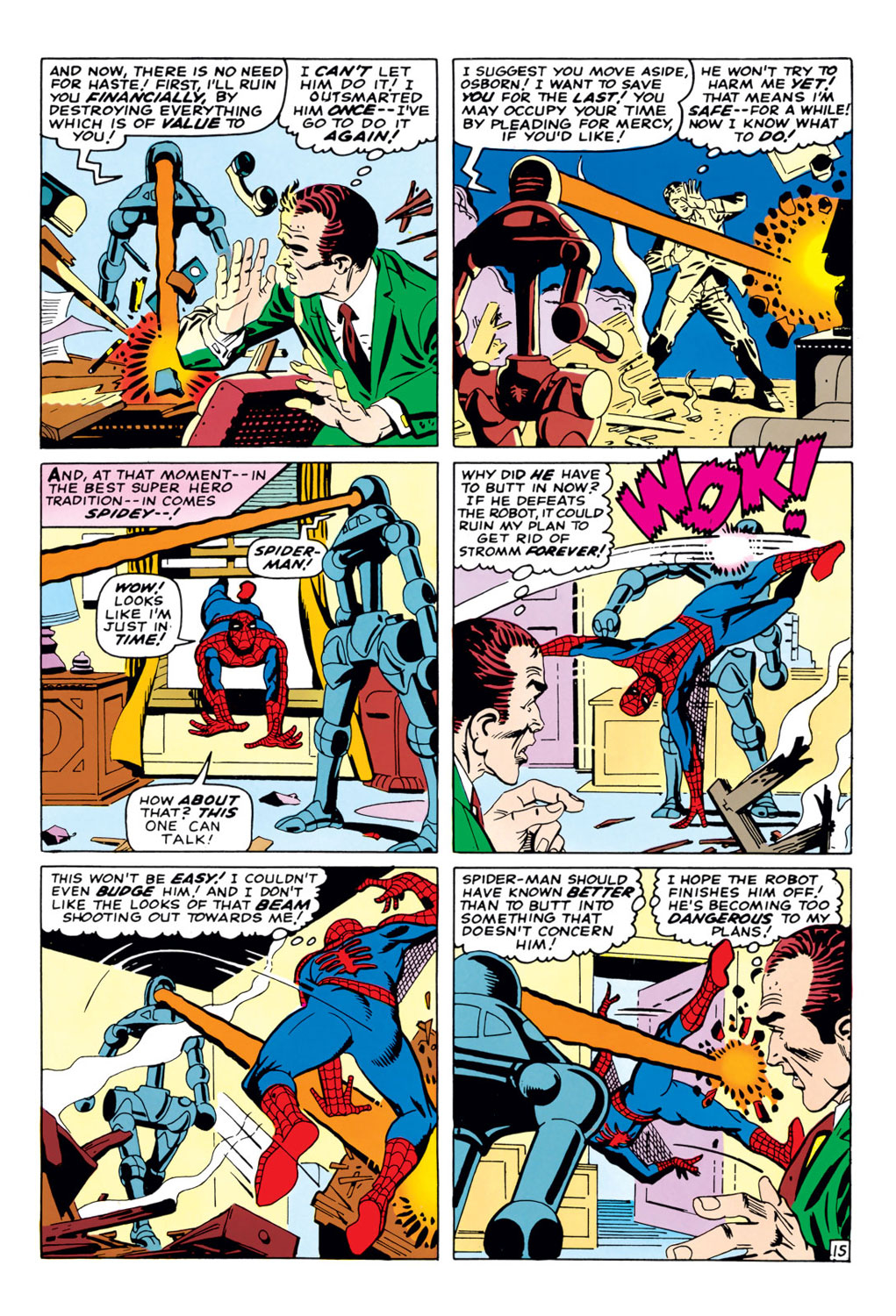 The Amazing Spider-Man (1963) 37 Page 15