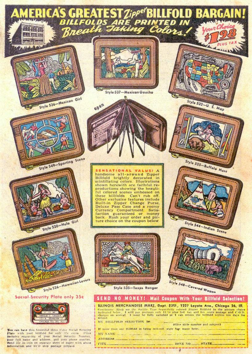Read online Sensation (Mystery) Comics comic -  Issue #75 - 49