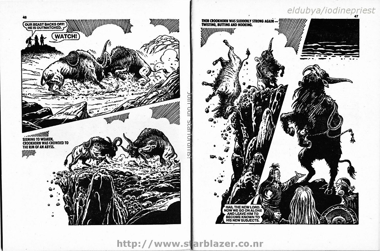 Starblazer issue 267 - Page 25