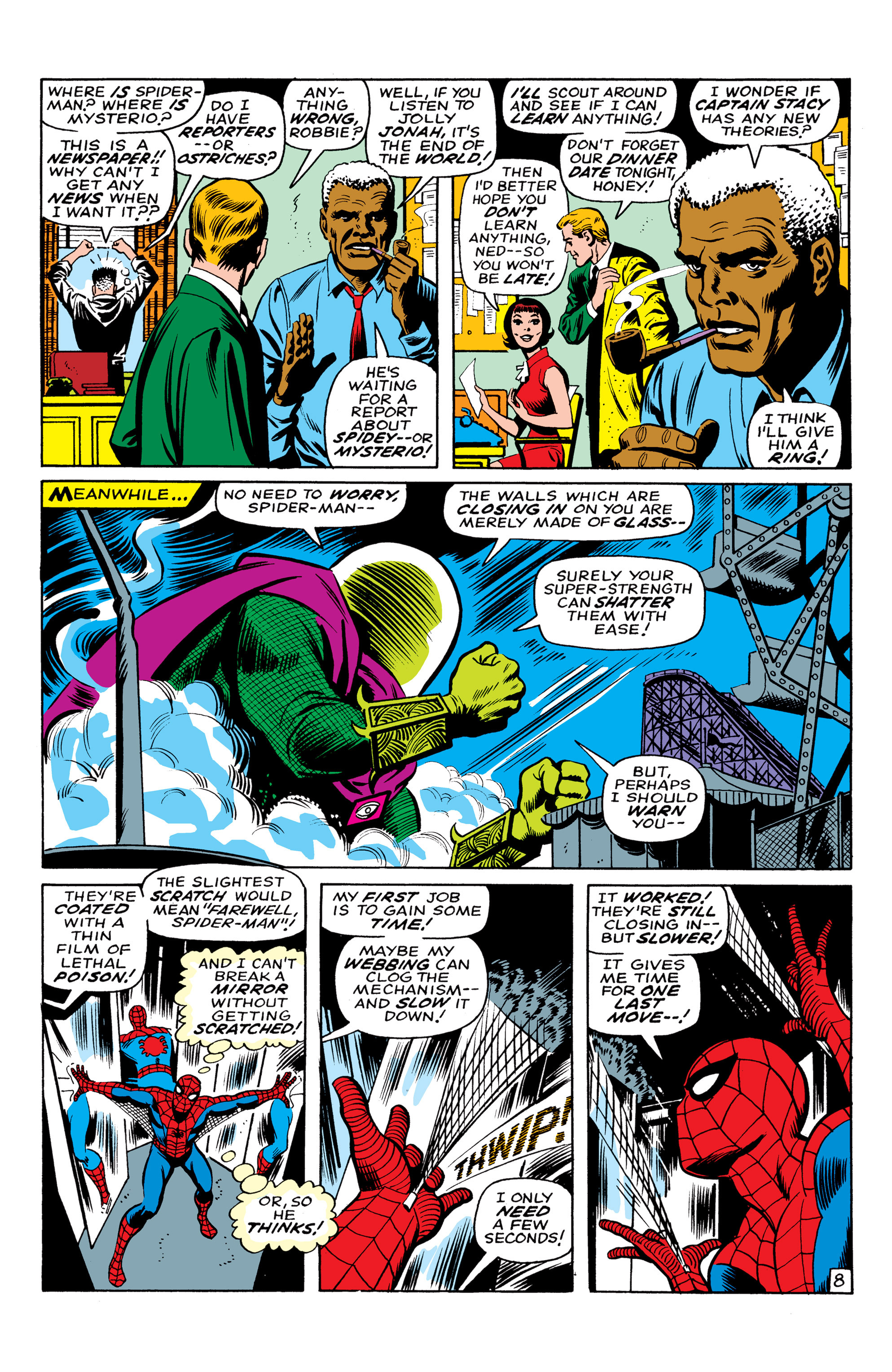 The Amazing Spider-Man (1963) 67 Page 8