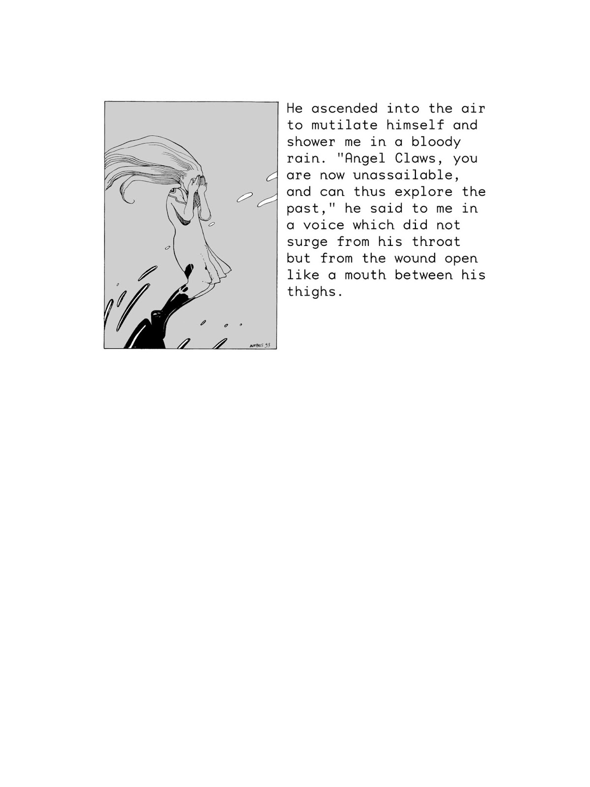 Angel Claws issue TPB - Page 13