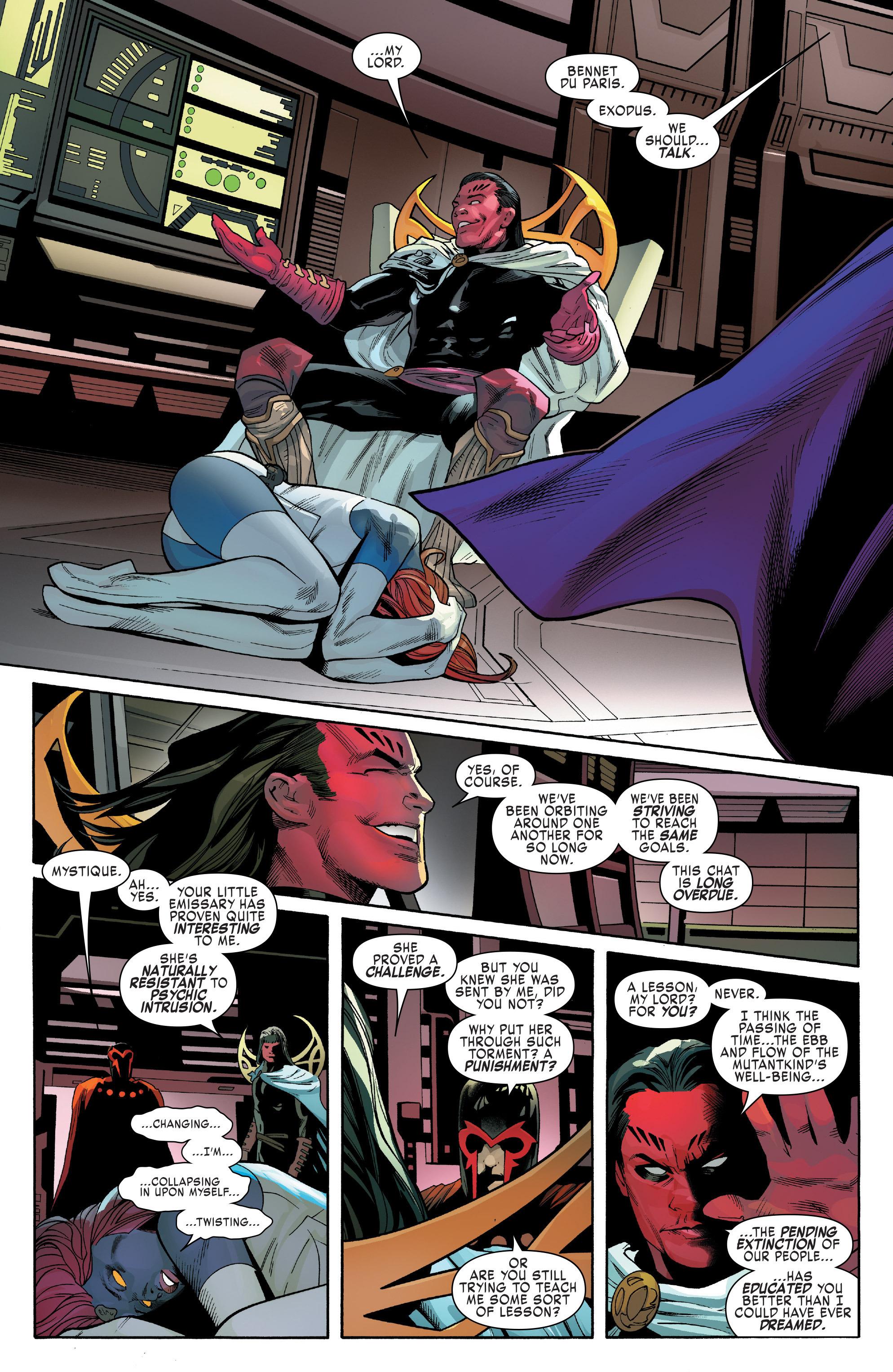 Read online Uncanny X-Men (2016) comic -  Issue #14 - 8