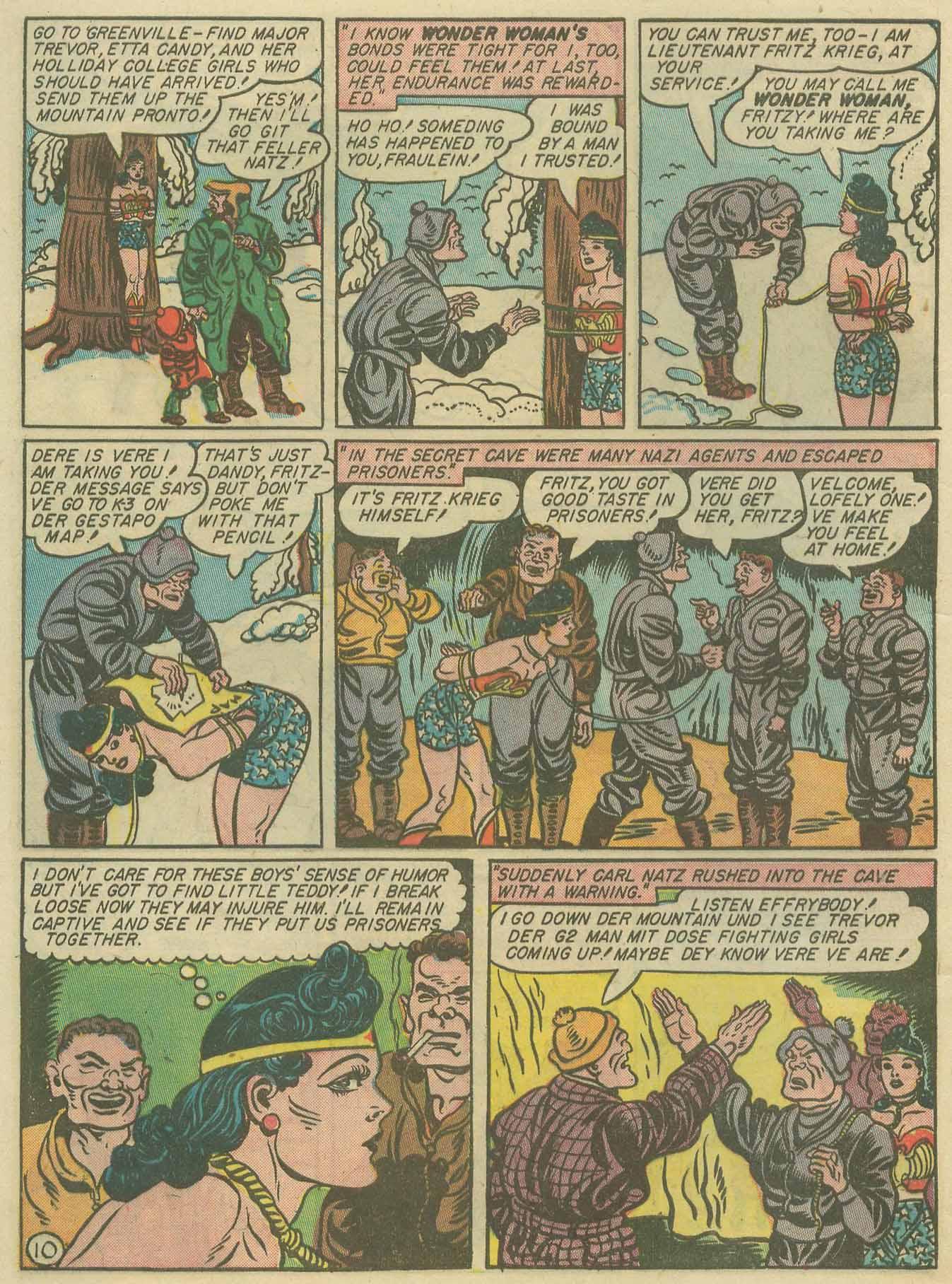 Read online Sensation (Mystery) Comics comic -  Issue #14 - 12